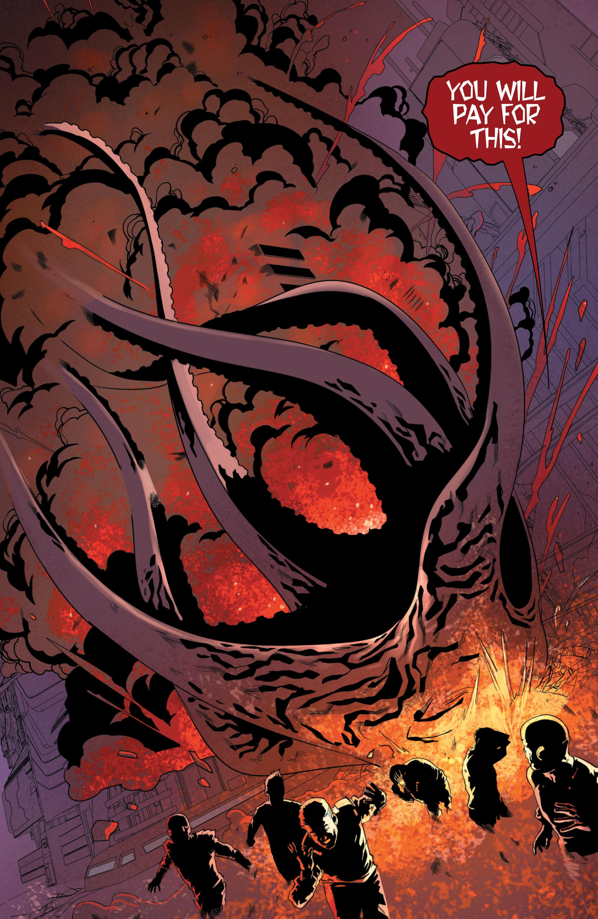 Read online Secret Wars 2099 comic -  Issue #5 - 17