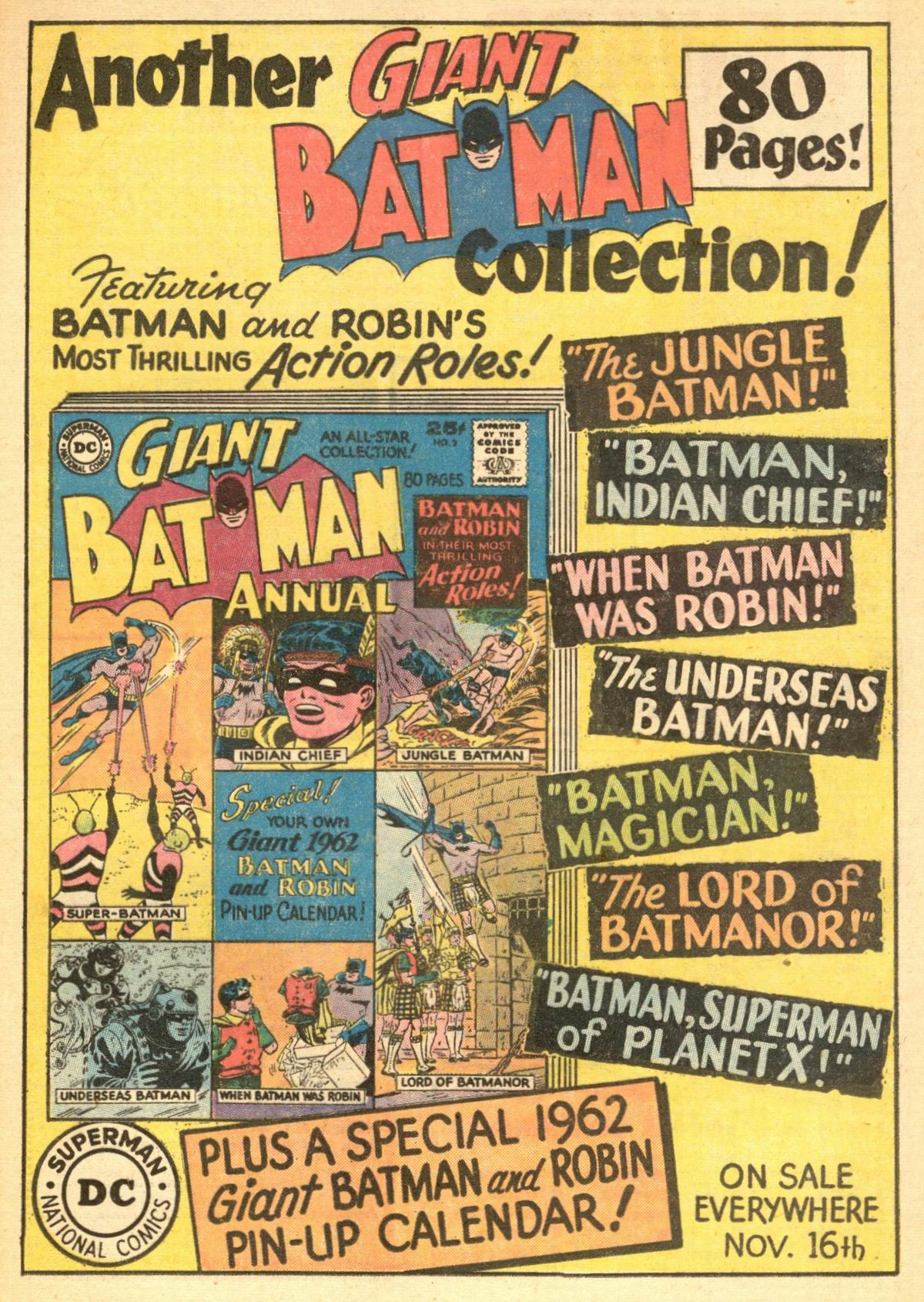 Read online Action Comics (1938) comic -  Issue #284 - 33