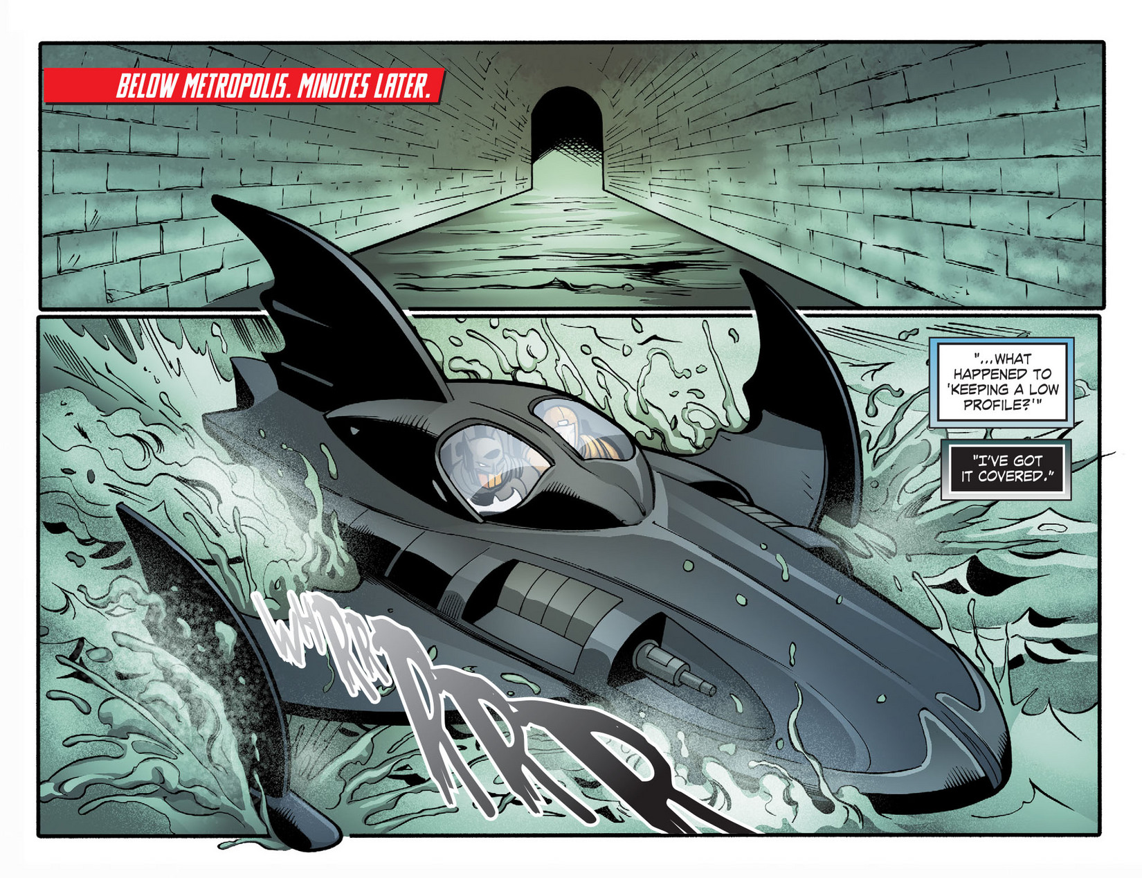 Read online Smallville: Season 11 comic -  Issue #22 - 16