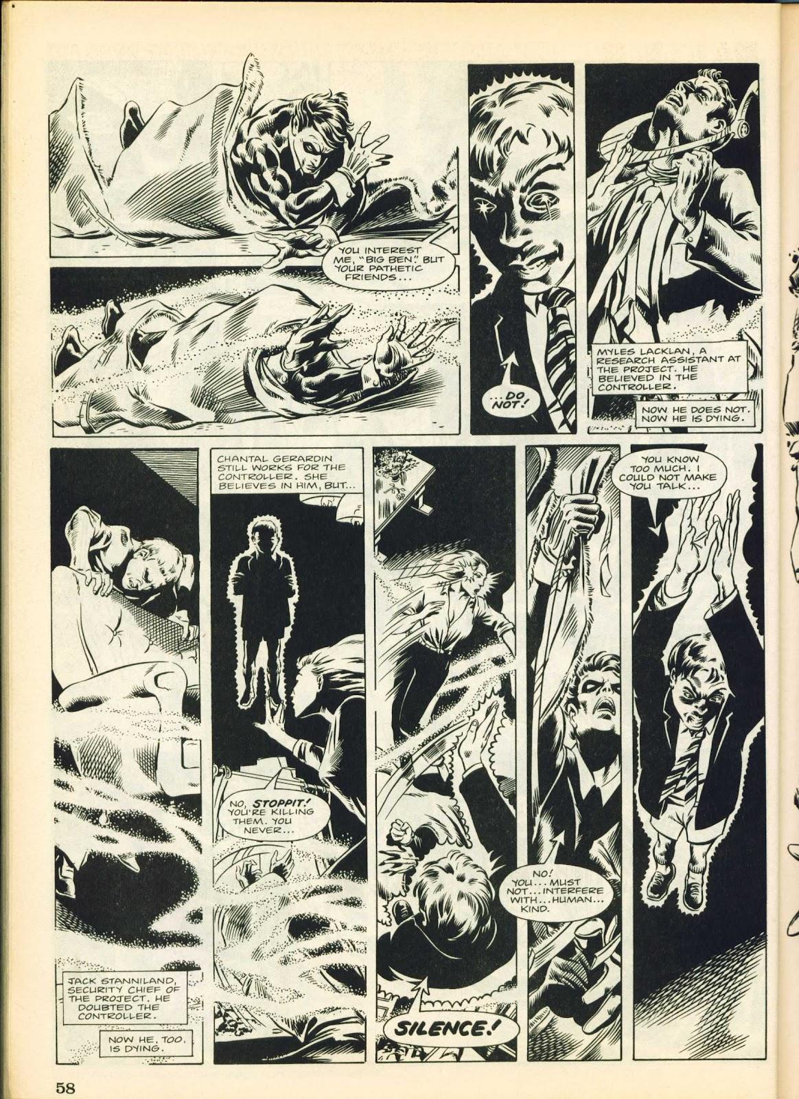 Warrior Issue #25 #26 - English 57