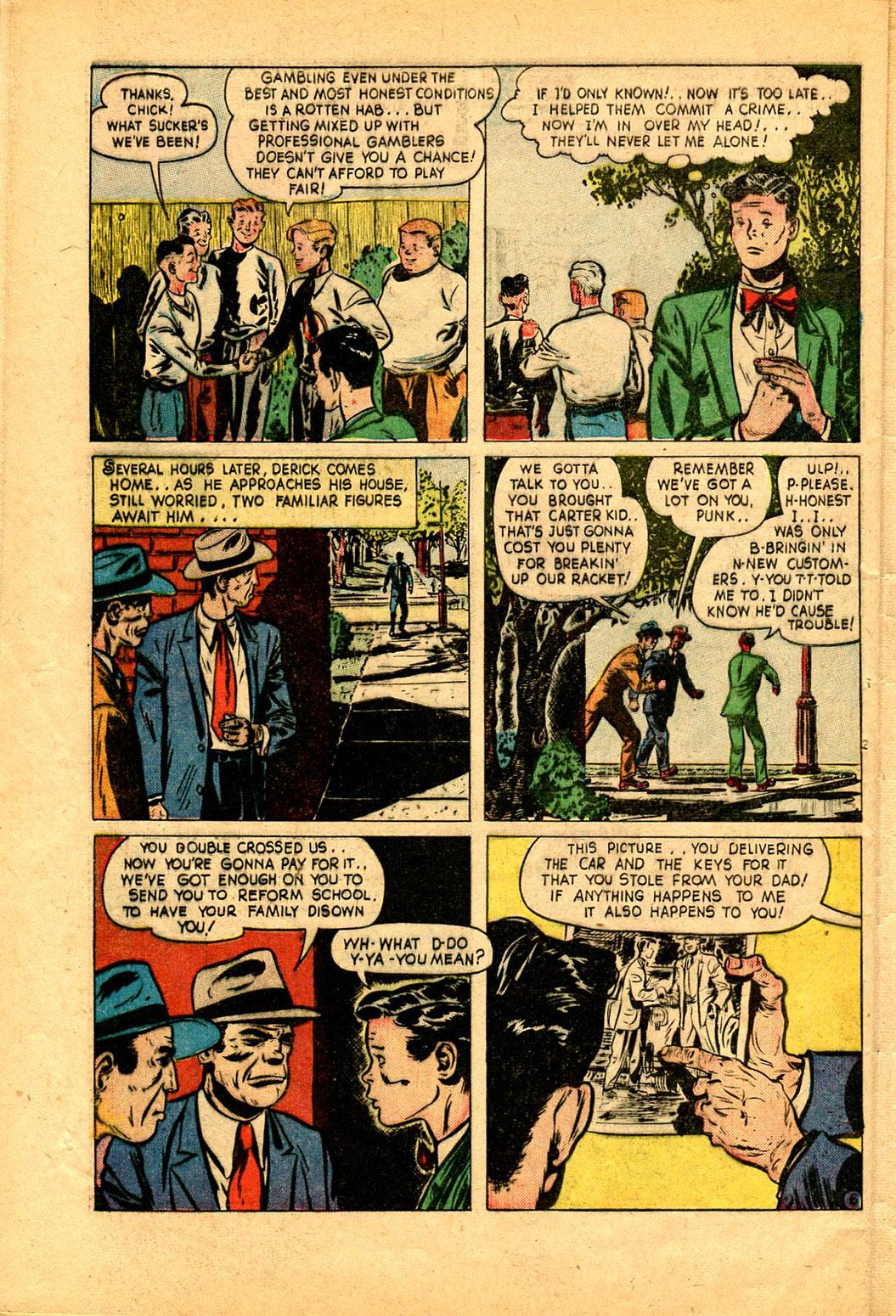 Read online Shadow Comics comic -  Issue #97 - 42