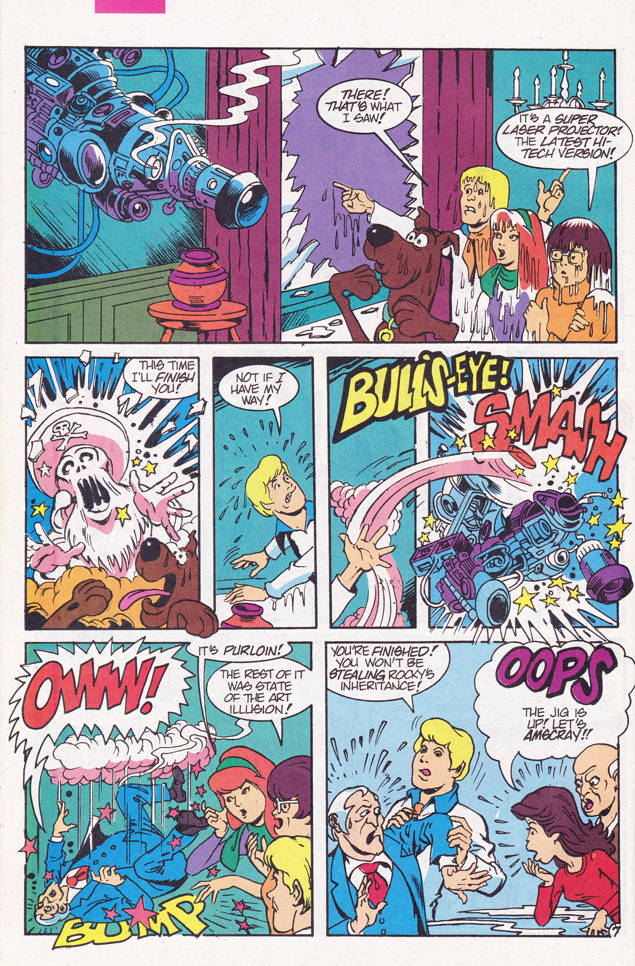 Read online Scooby-Doo (1995) comic -  Issue #6 - 30