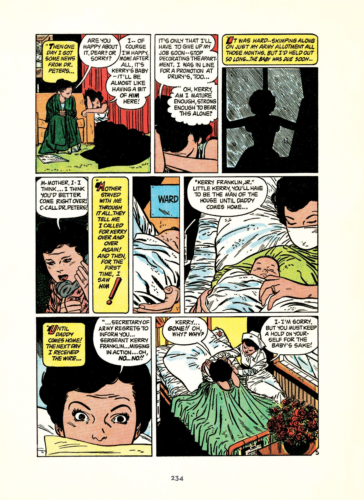 Read online Setting the Standard: Comics by Alex Toth 1952-1954 comic -  Issue # TPB (Part 3) - 35