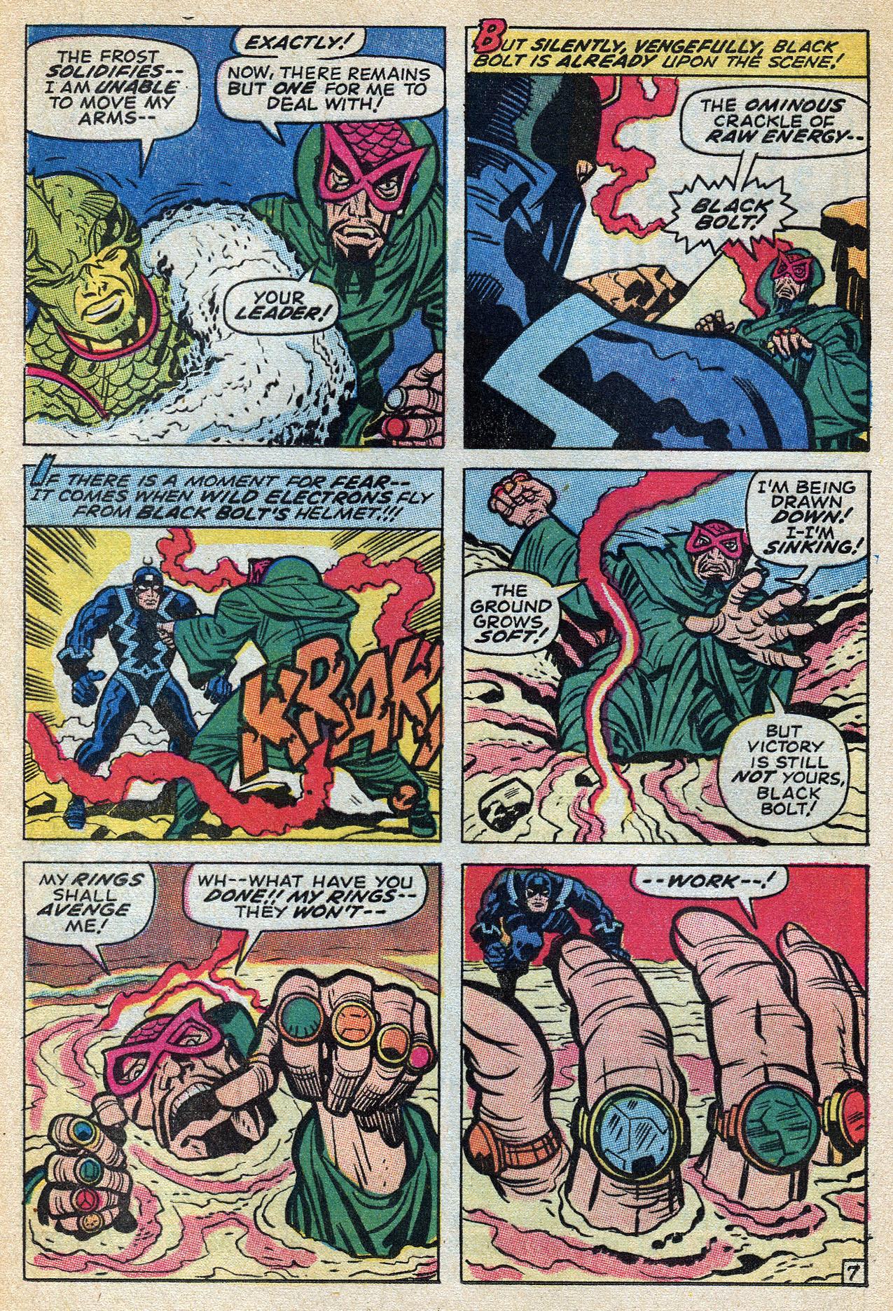 Read online Amazing Adventures (1970) comic -  Issue #3 - 12