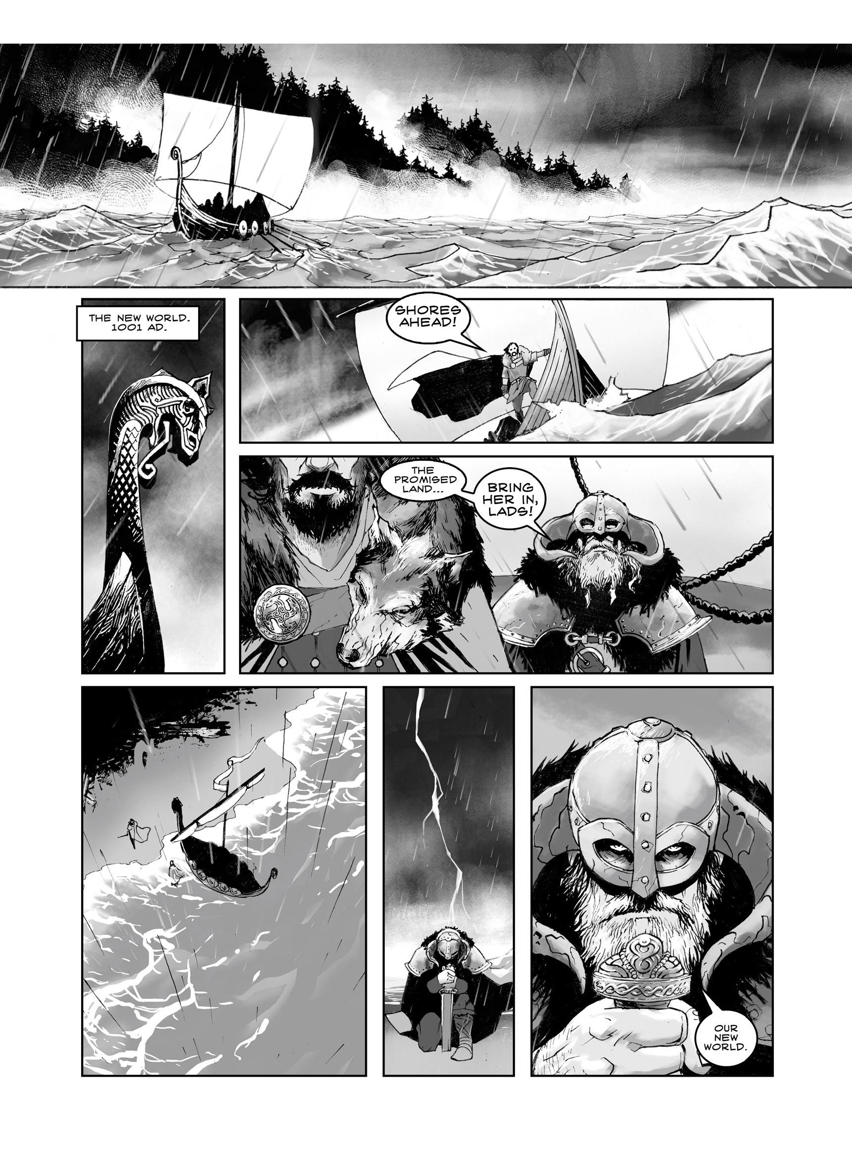 Read online FUBAR comic -  Issue #3 - 6
