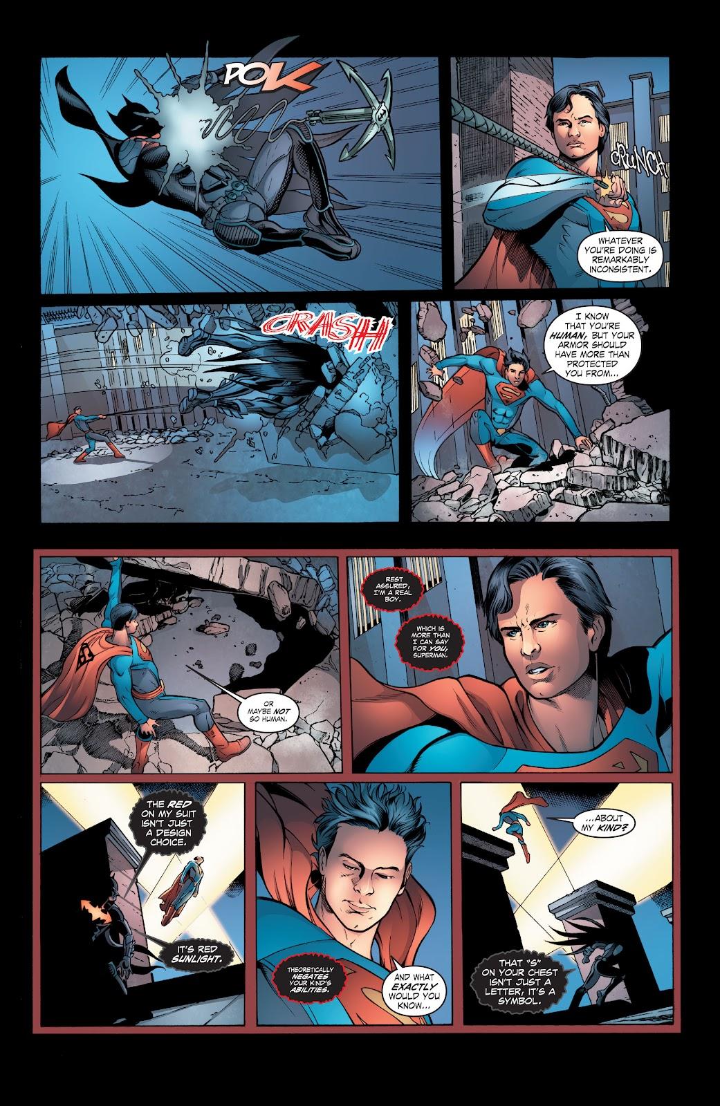 Read online Smallville Season 11 [II] comic -  Issue # TPB 2 - 43