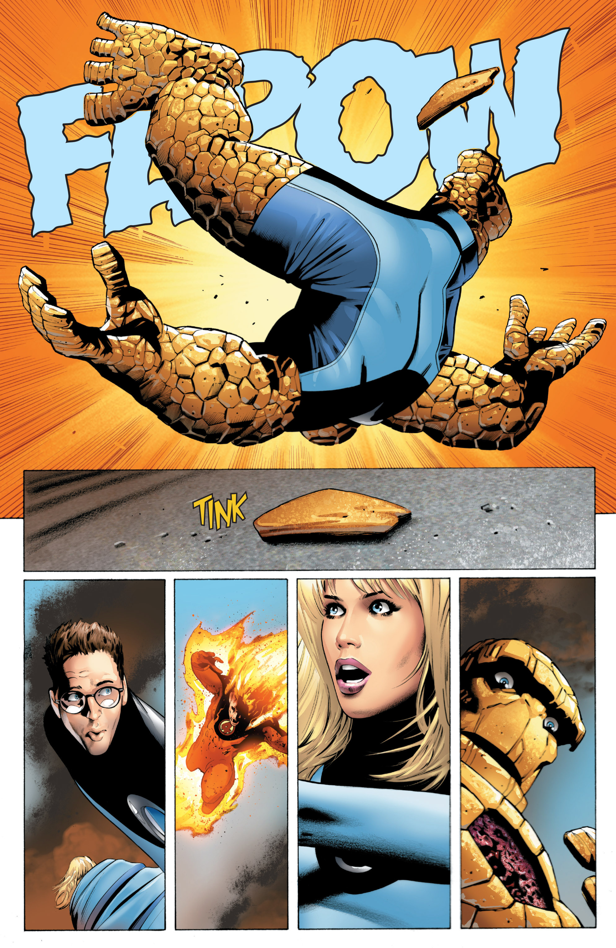 Read online Ultimate Power comic -  Issue #1 - 8
