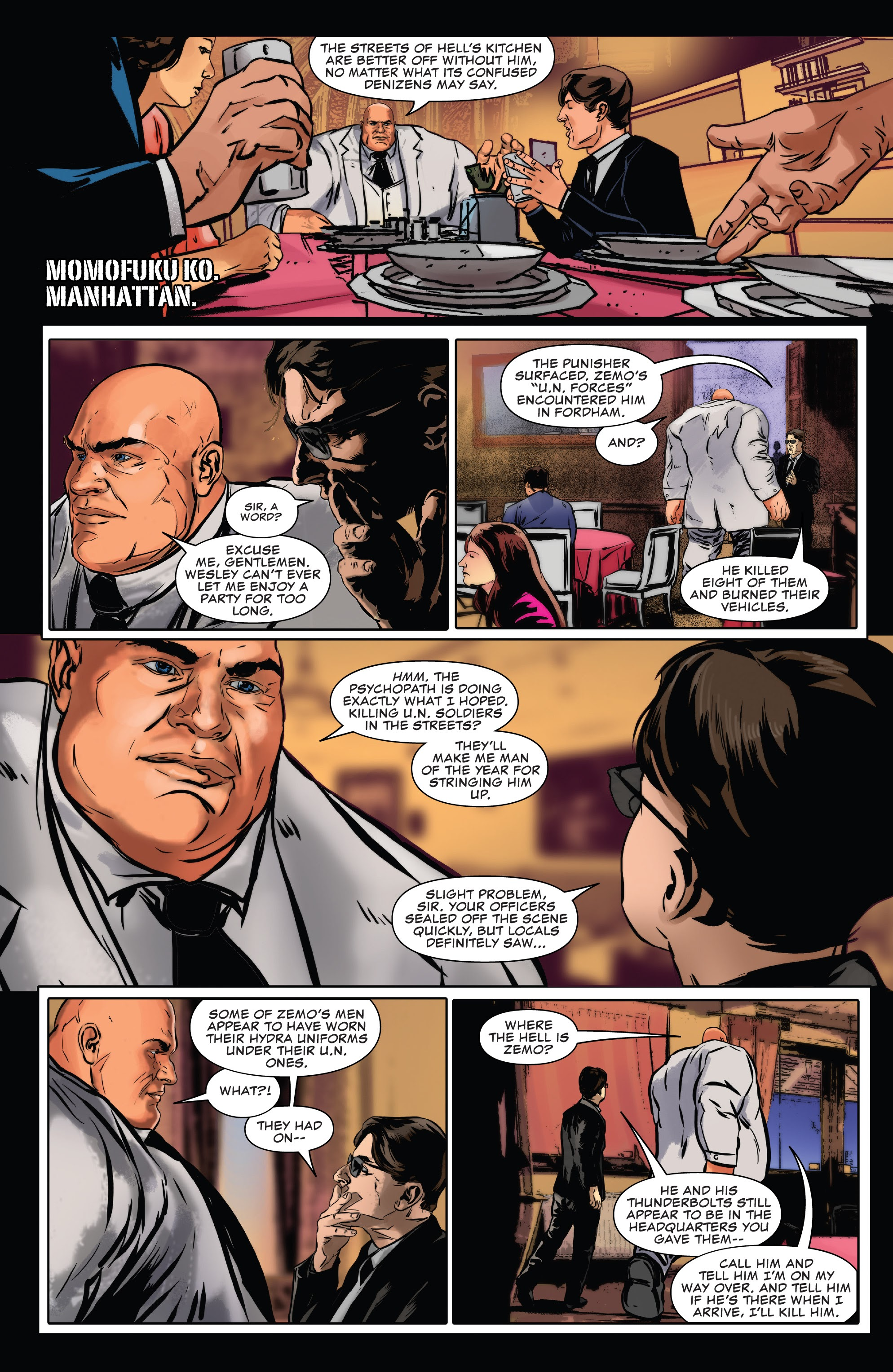 Read online The Punisher (2018) comic -  Issue #14 - 10