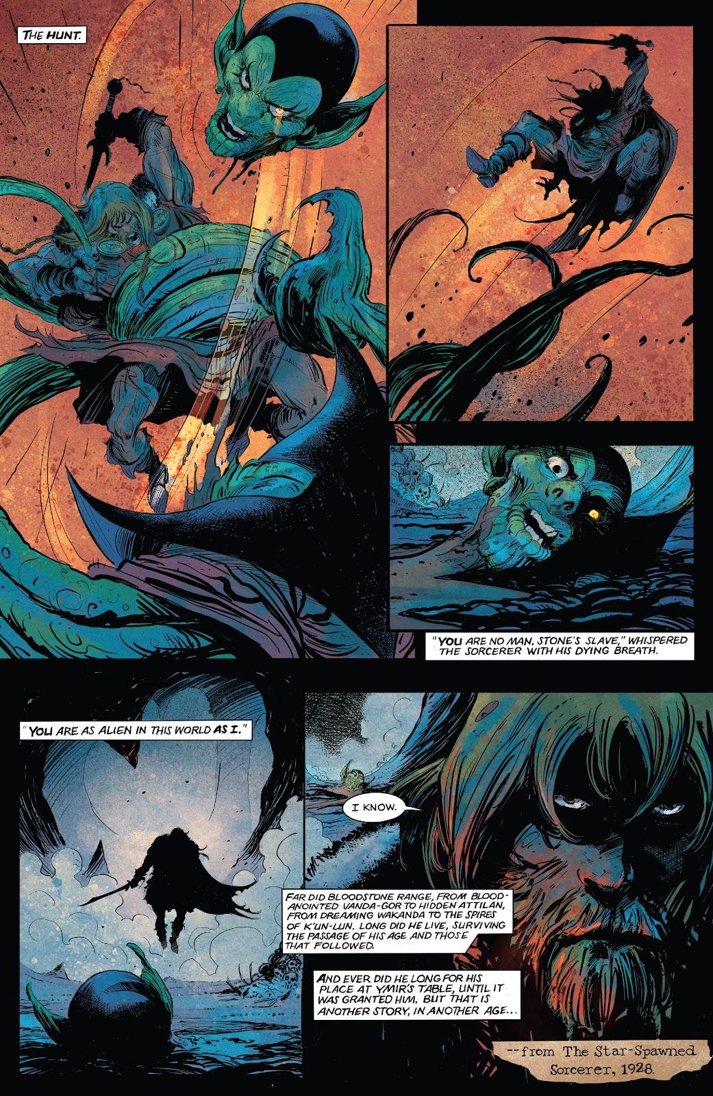 Read online Bizarre Adventures (2019) comic -  Issue # Full - 12