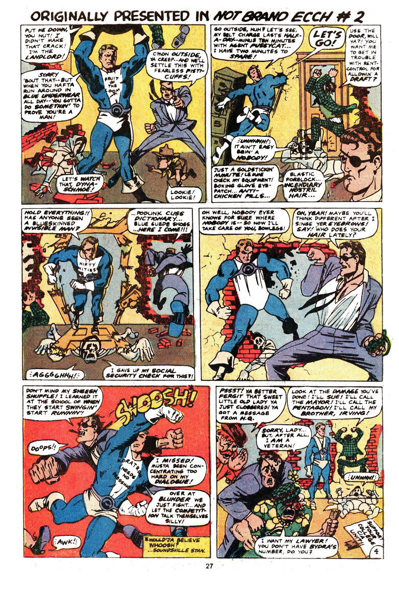 Read online Sgt. Fury comic -  Issue #164 - 29