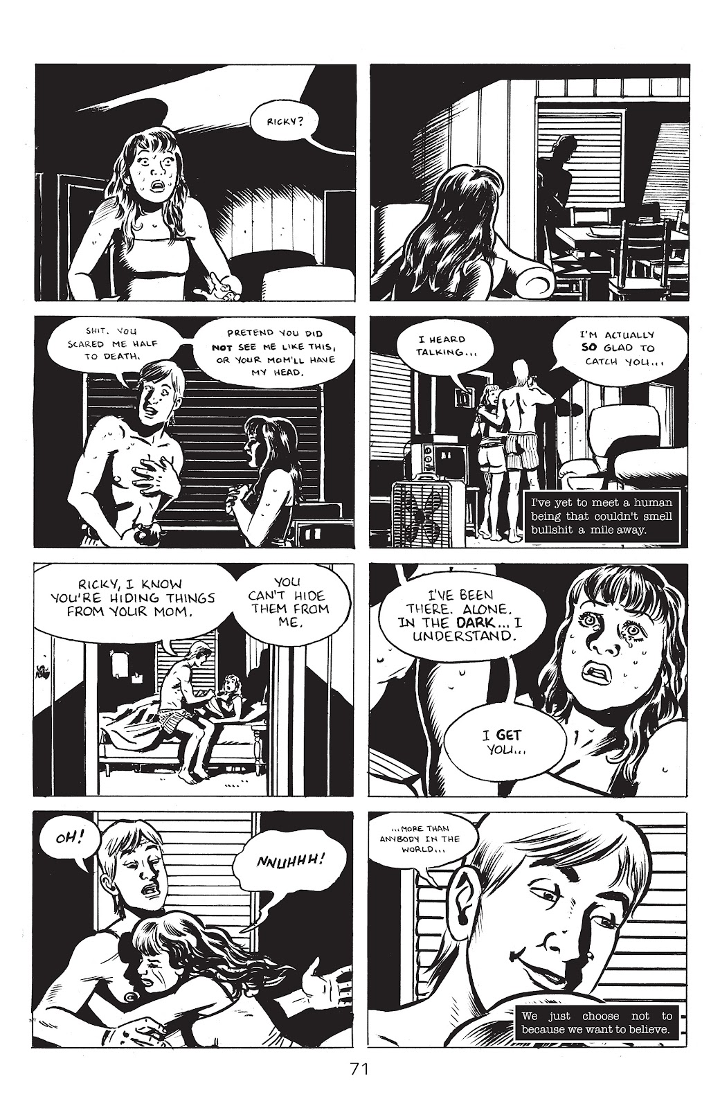 Read online Lodger comic -  Issue #4 - 13