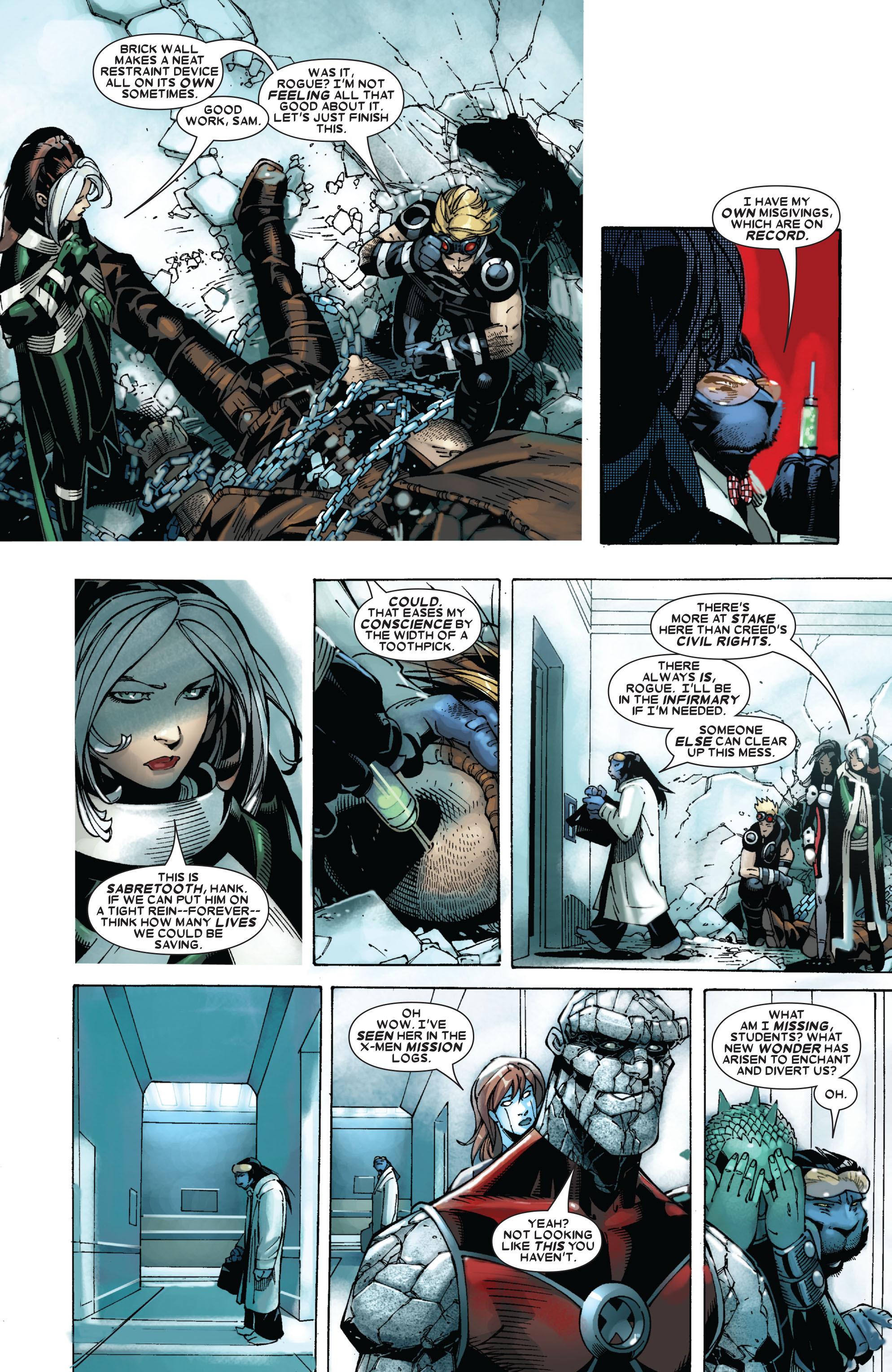 X-Men (1991) 192 Page 3