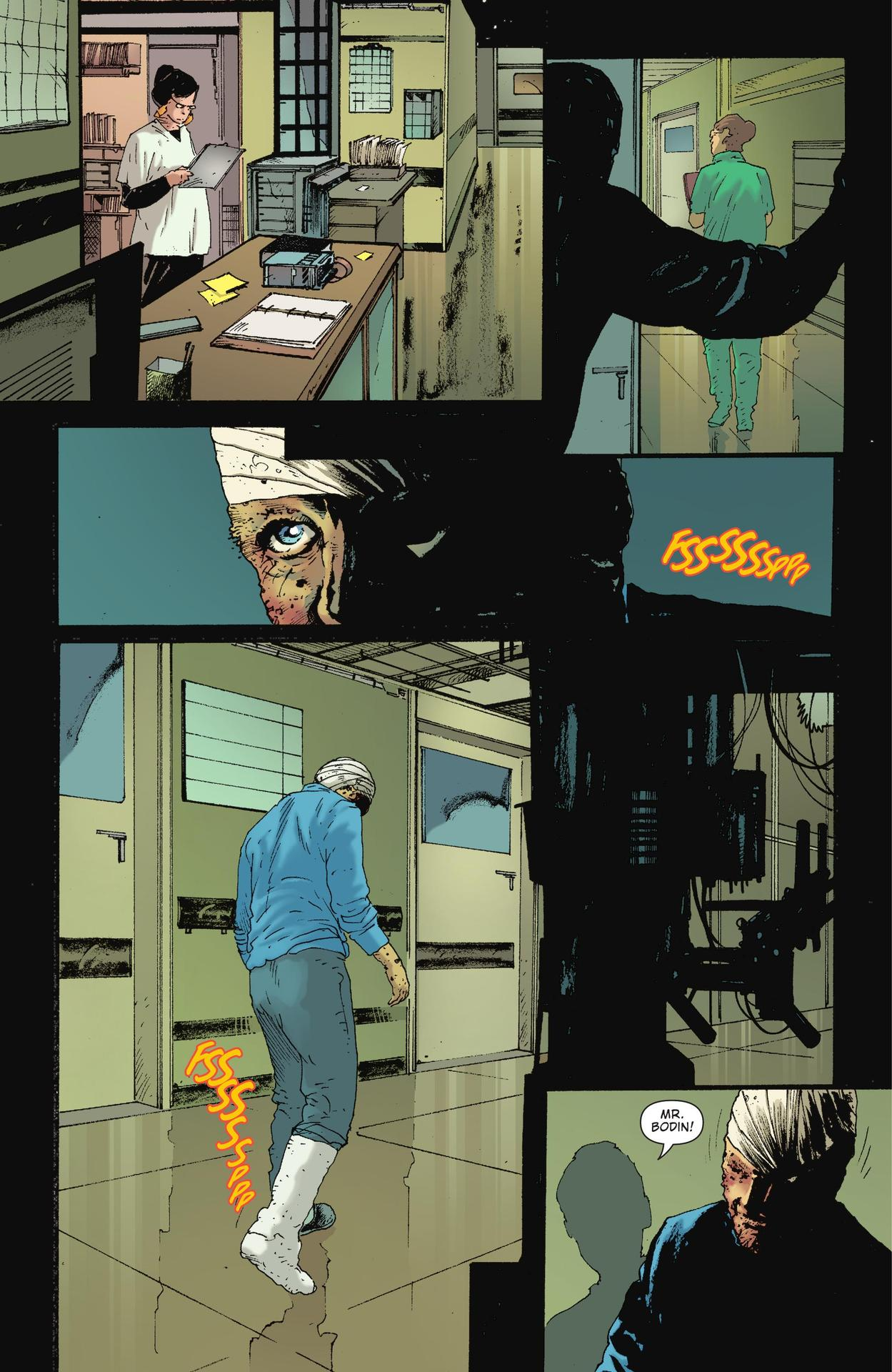 Read online The Girl Who Kicked The Hornet's Nest comic -  Issue # TPB - 66