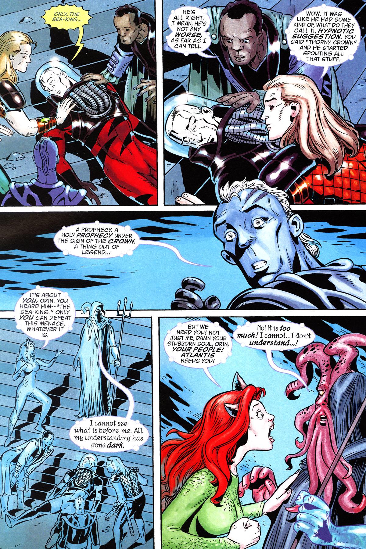 Read online Aquaman: Sword of Atlantis comic -  Issue #50 - 26