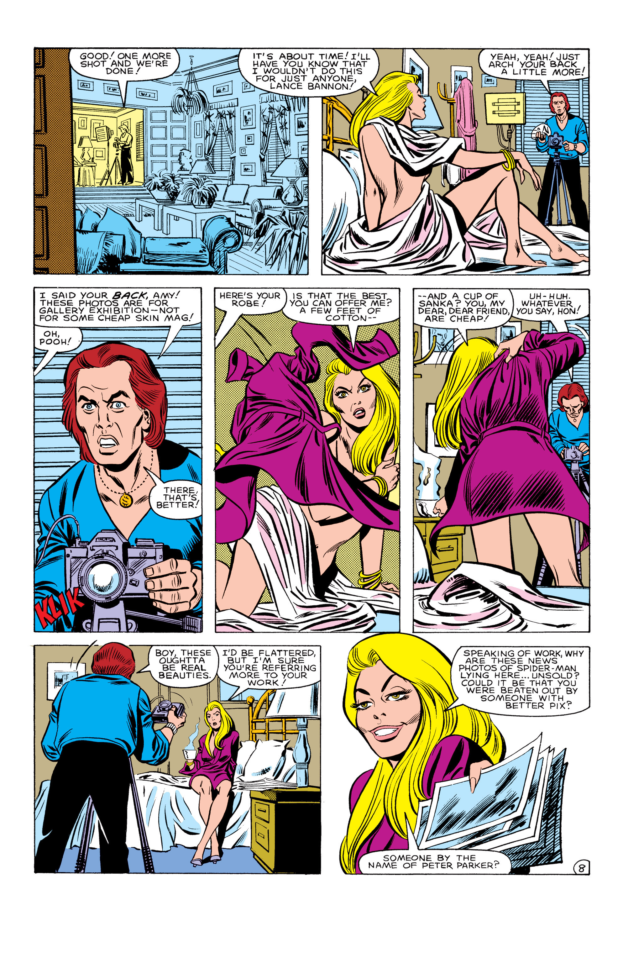 The Amazing Spider-Man (1963) 239 Page 8