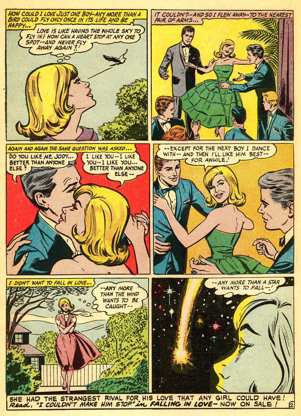 Read online Secret Hearts comic -  Issue #111 - 14