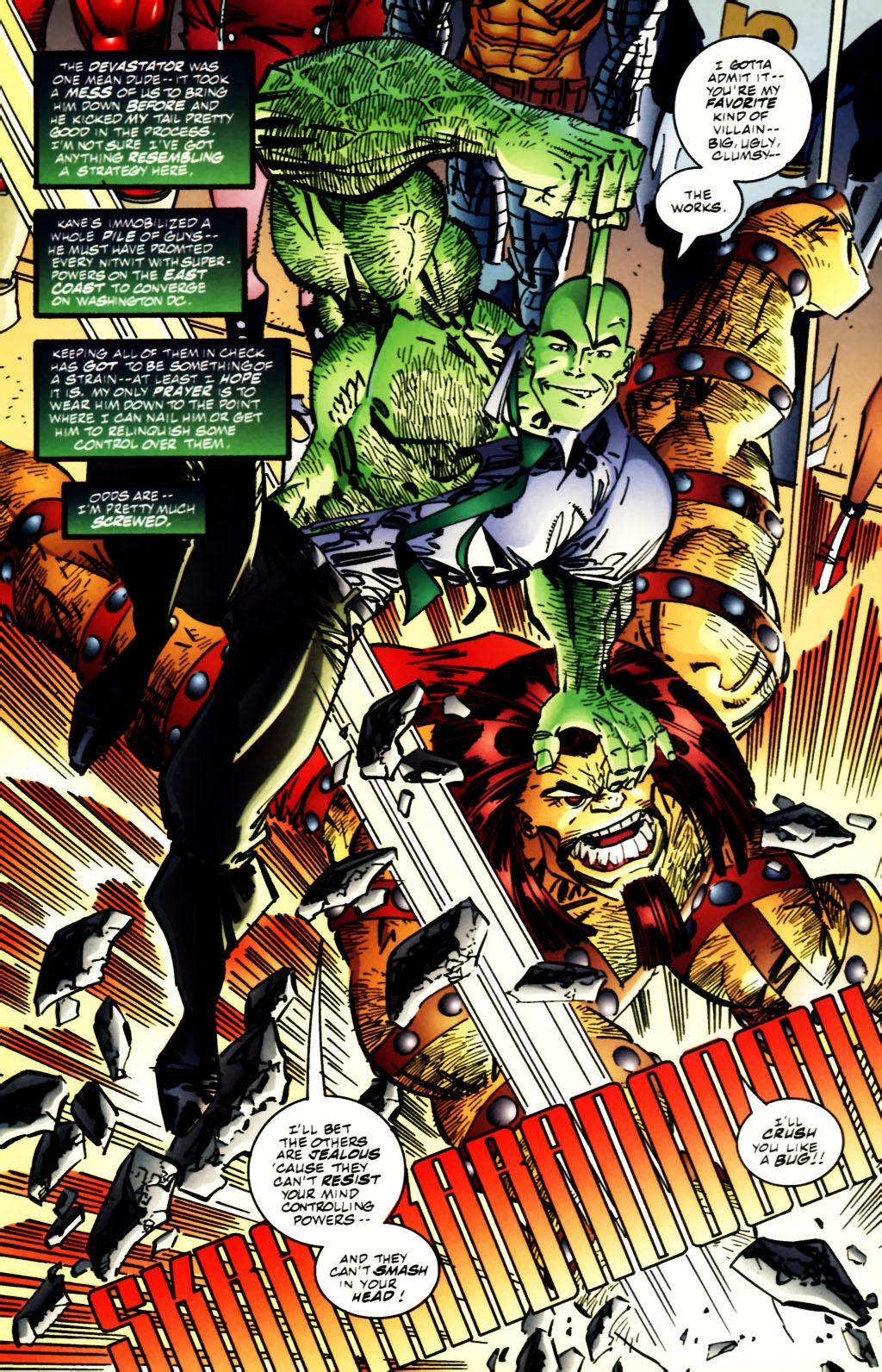 The Savage Dragon (1993) Issue #60 #63 - English 15