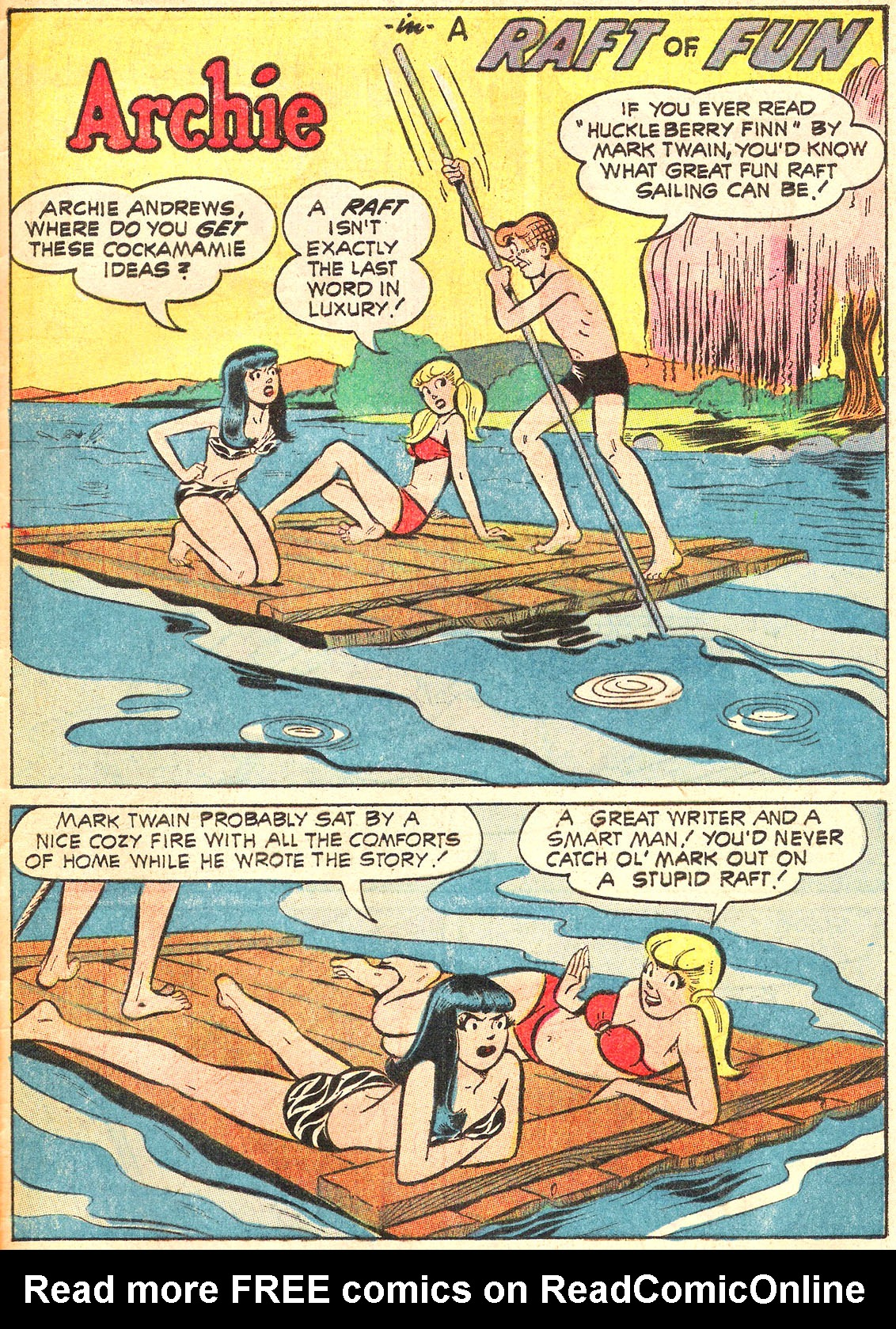 Read online Archie (1960) comic -  Issue #213 - 29