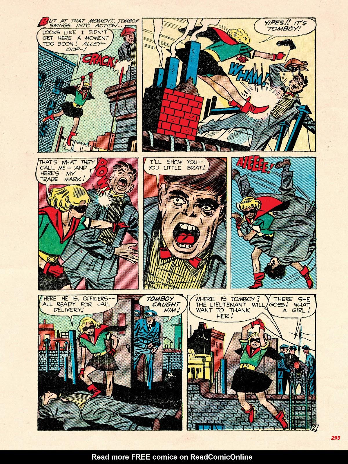 Read online Super Weird Heroes comic -  Issue # TPB 2 (Part 3) - 93