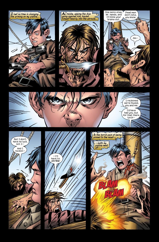 Read online Treasure Island comic -  Issue #4 - 24