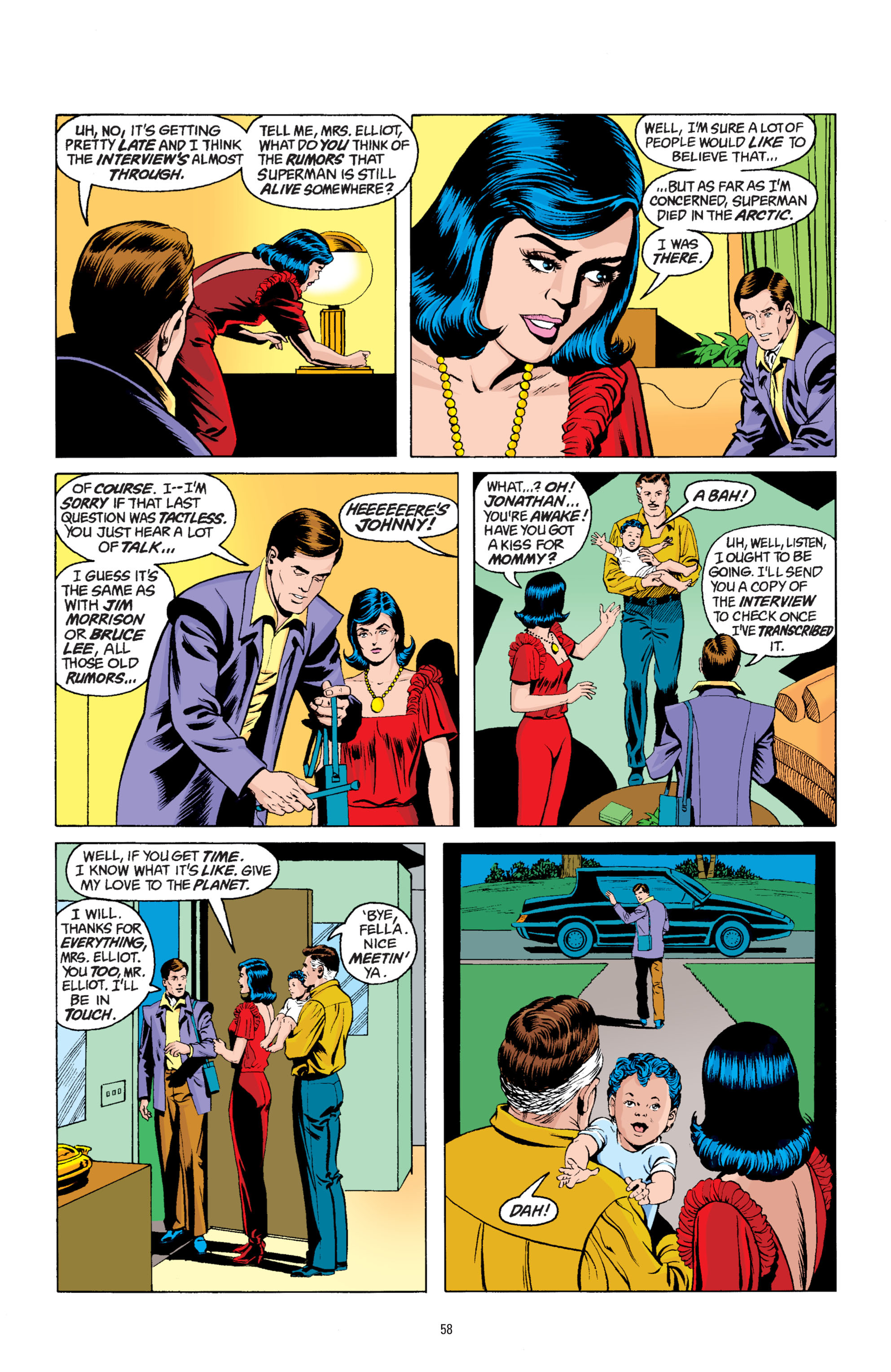Read online Superman: Whatever Happened to the Man of Tomorrow? comic -  Issue # TPB - 57