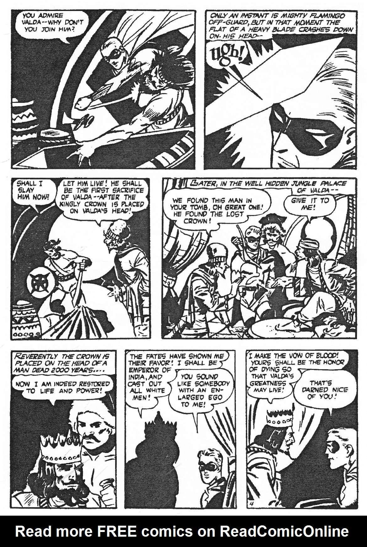 Read online Men of Mystery Comics comic -  Issue #83 - 170