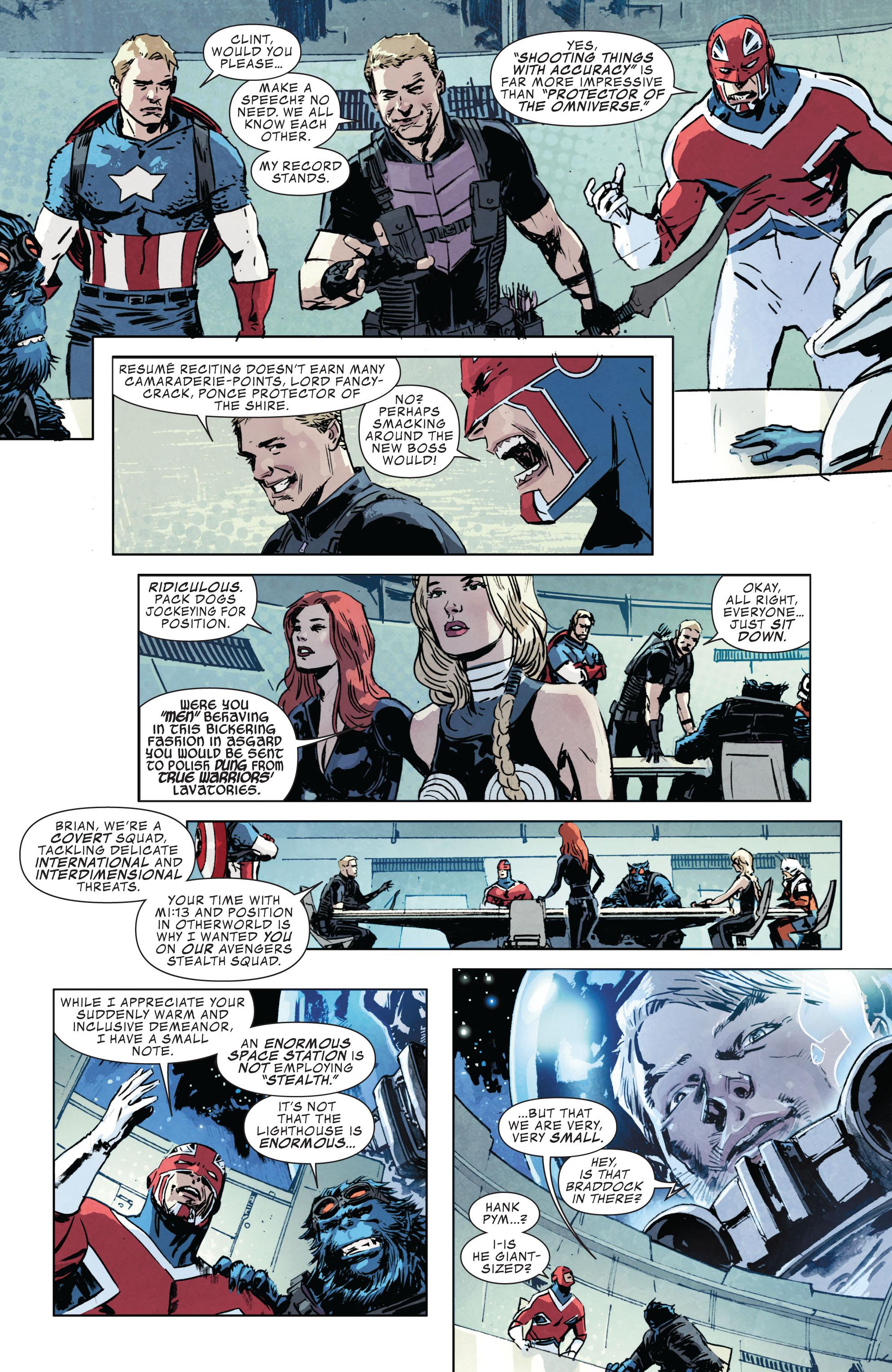 Read online Secret Avengers (2010) comic -  Issue #22 - 12