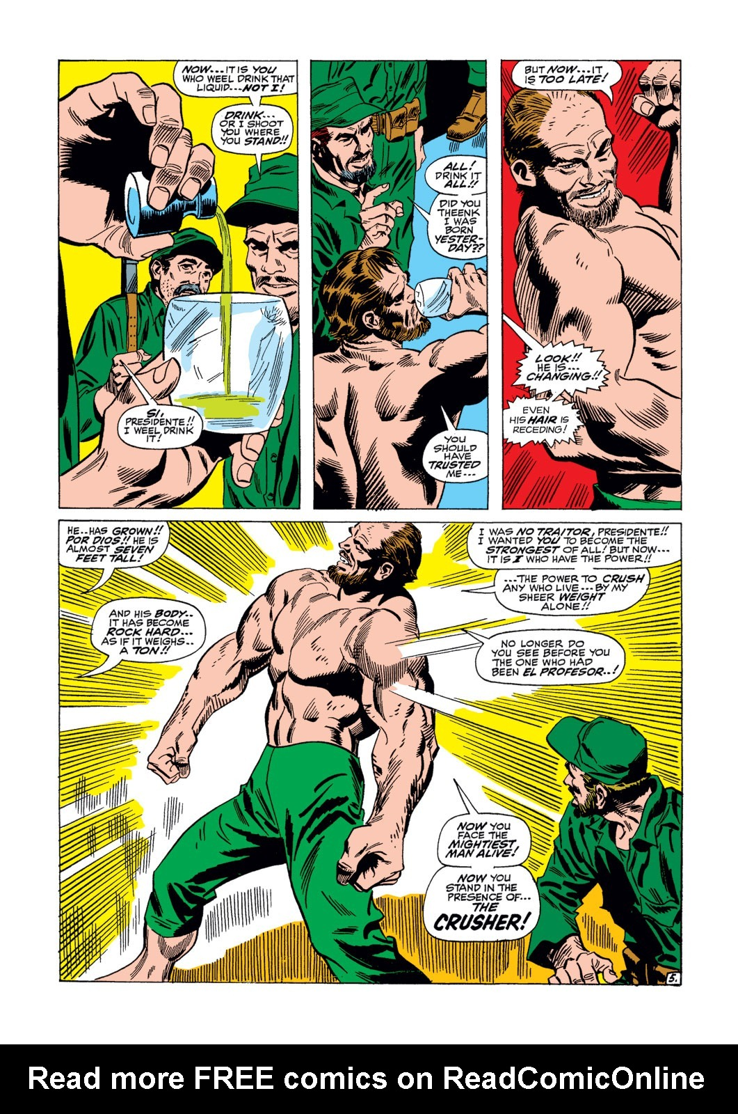 Tales of Suspense (1959) issue 91 - Page 6