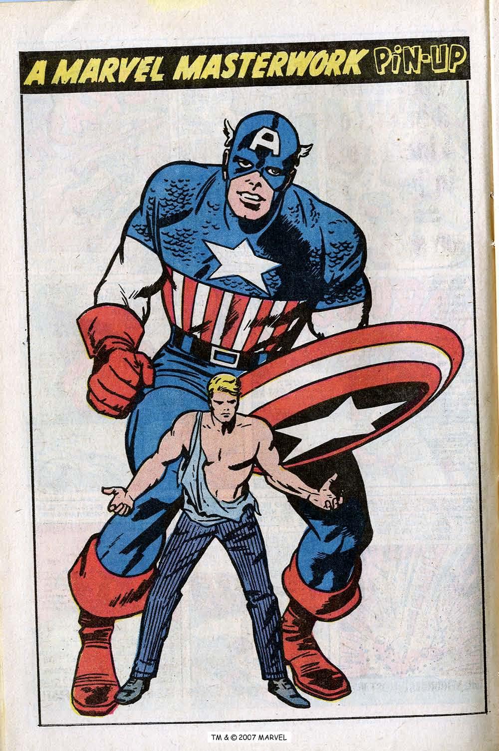 Read online Captain America (1968) comic -  Issue # _Annual 1 - 52