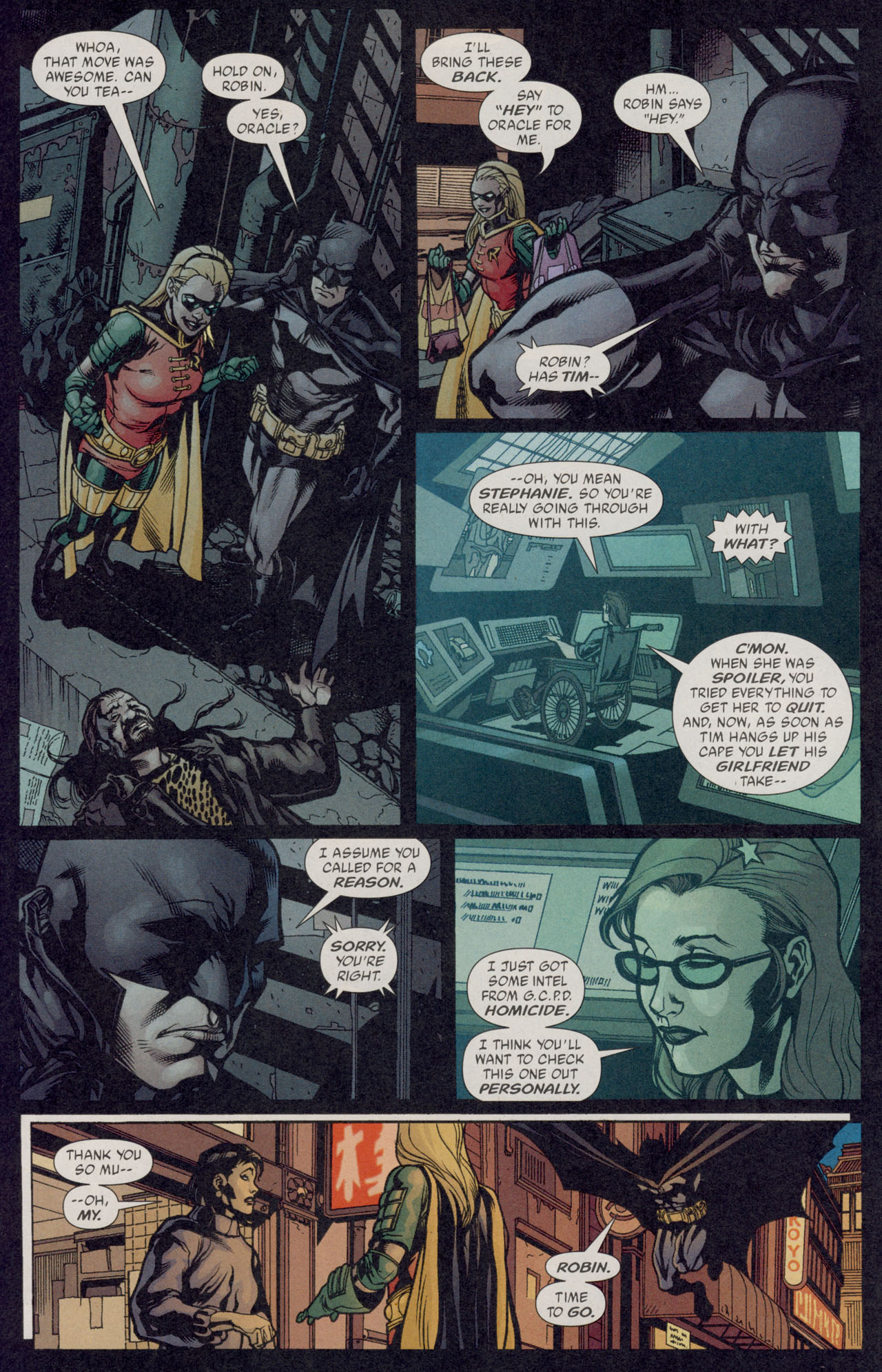 Read online Batman War Drums comic -  Issue # TPB - 181