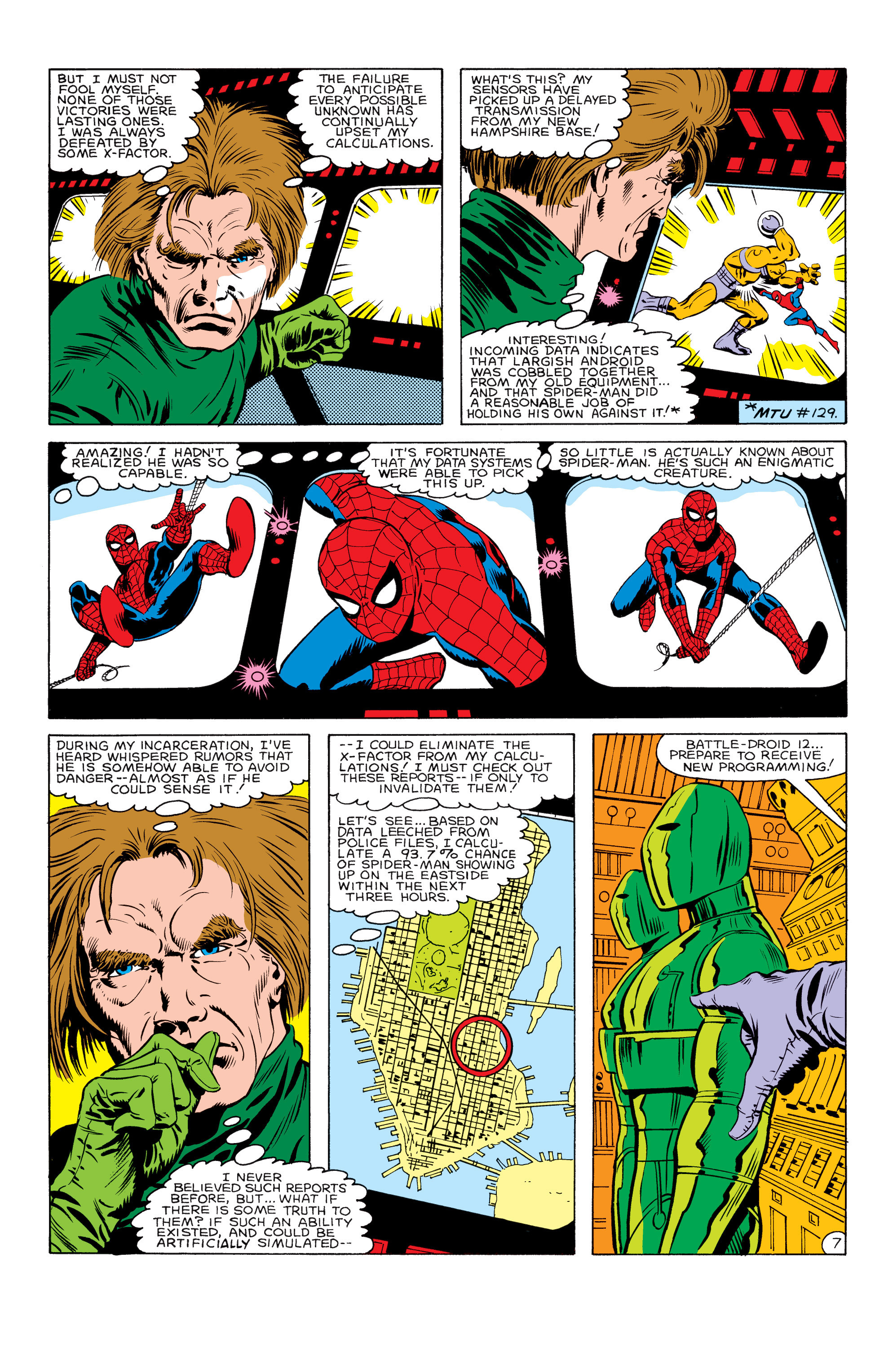 The Amazing Spider-Man (1963) 242 Page 7
