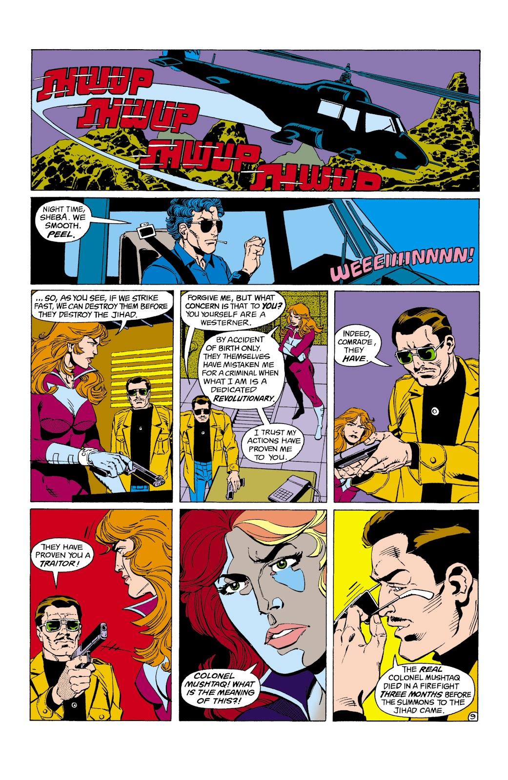 Suicide Squad (1987) Issue #2 #3 - English 10