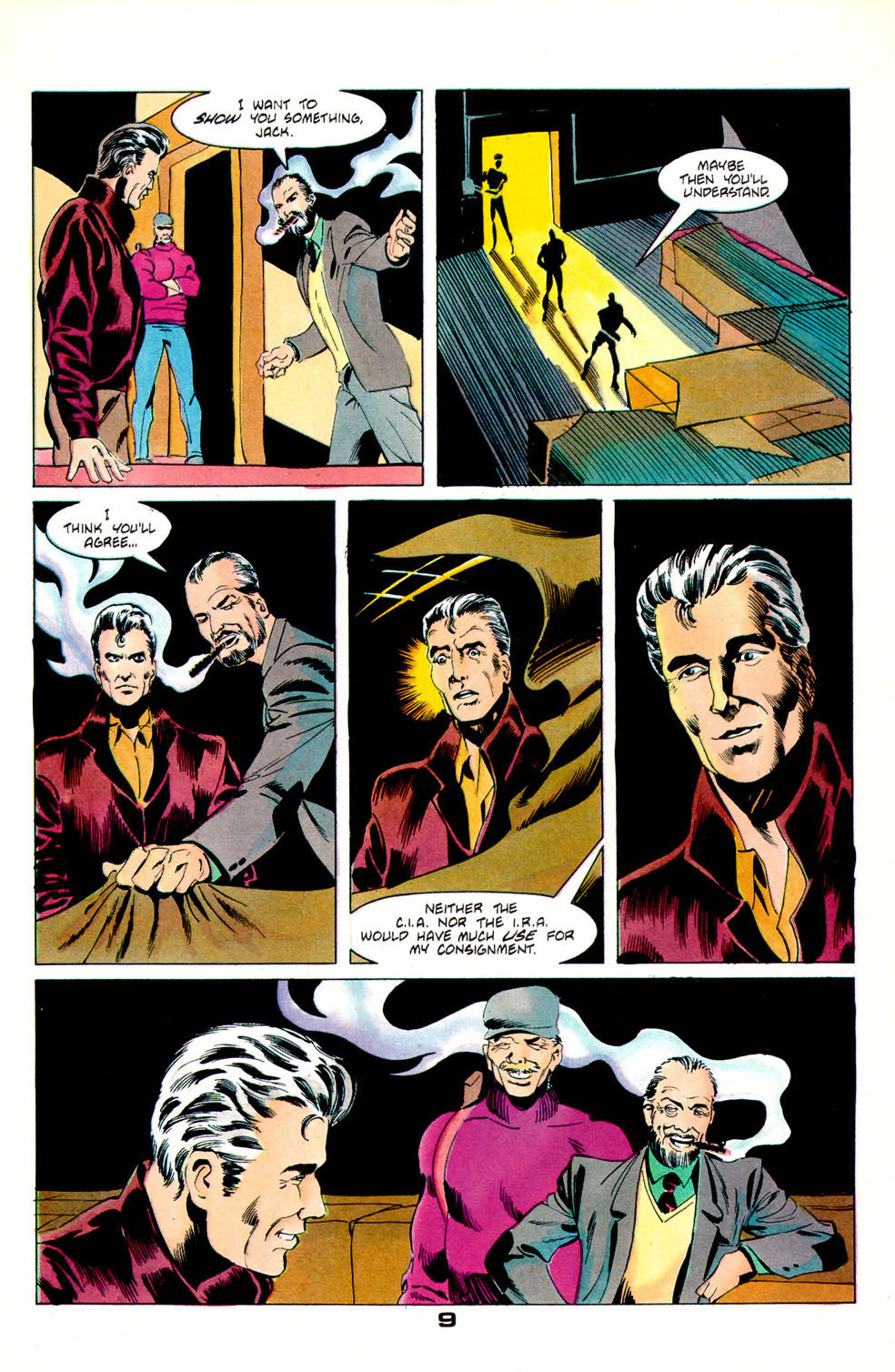 Jon Sable, Freelance issue 56 - Page 10