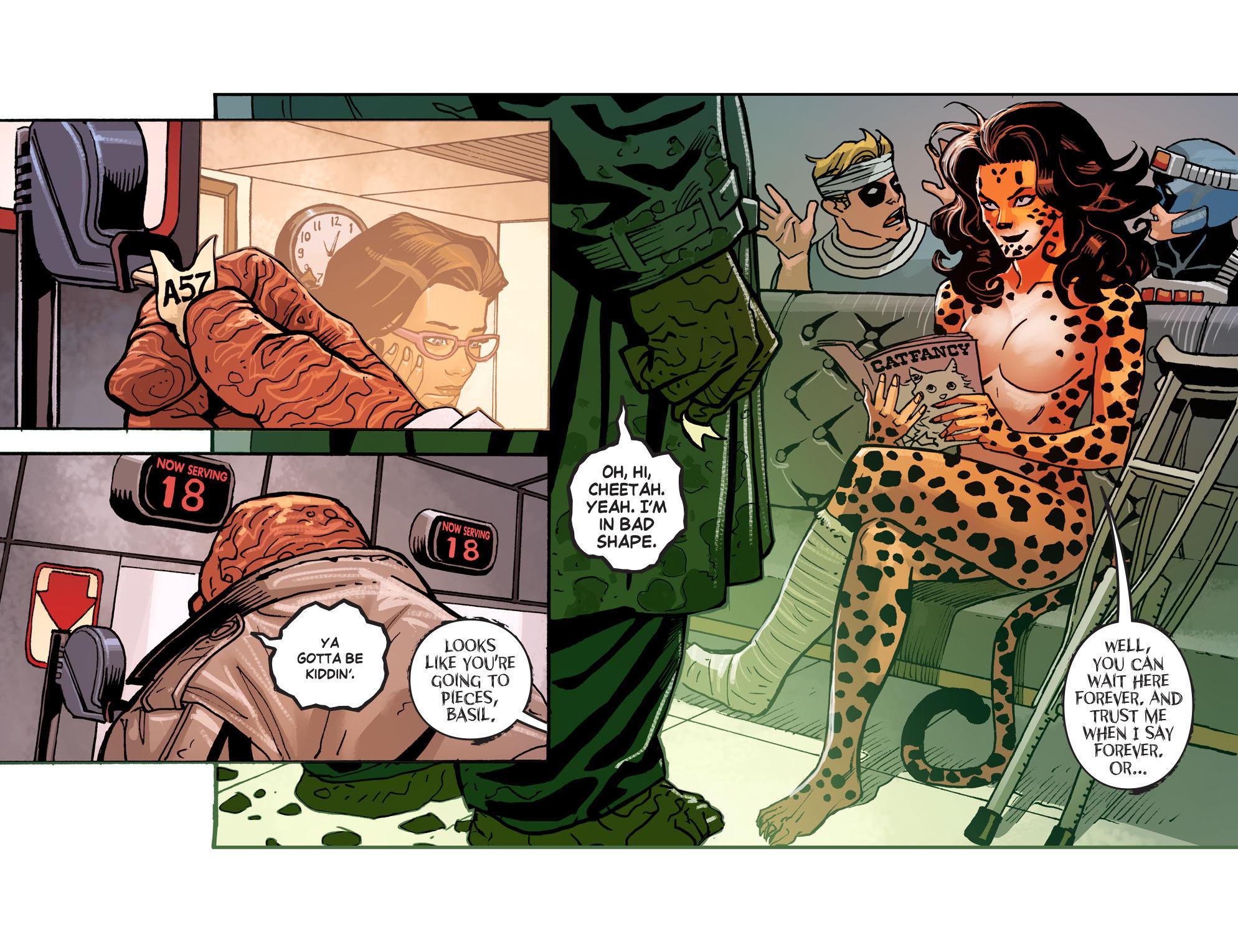 Read online Wonder Woman '77 [I] comic -  Issue #14 - 6