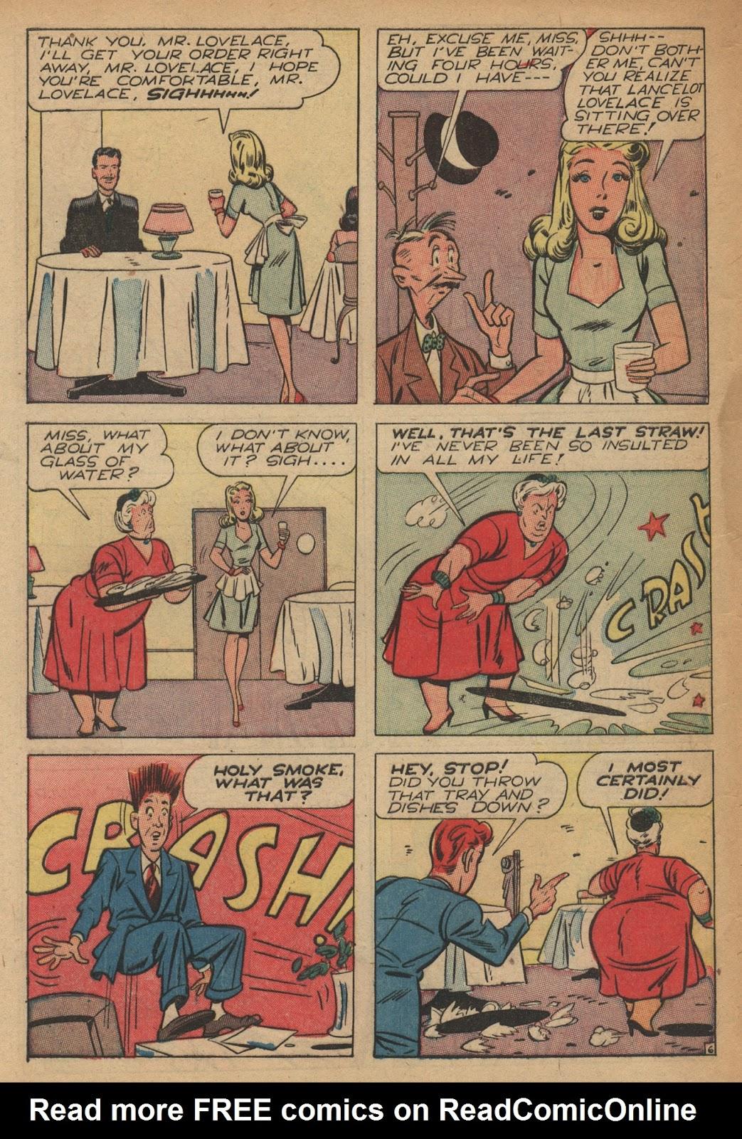 Read online Gay Comics comic -  Issue #23 - 8