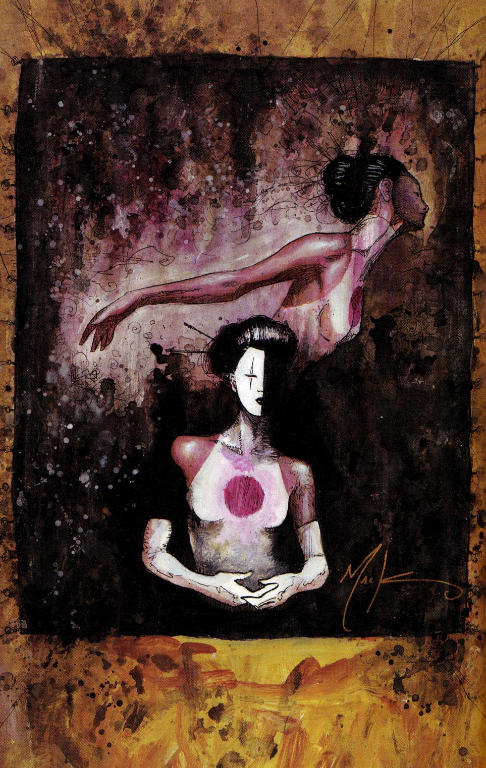 Read online Kabuki: Reflections comic -  Issue #2 - 4