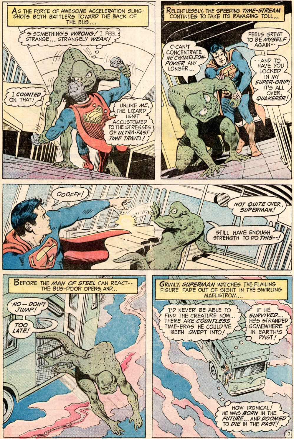 Read online Action Comics (1938) comic -  Issue #431 - 21