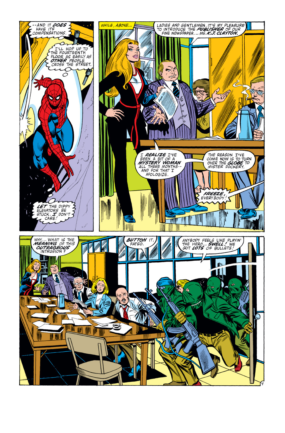 The Amazing Spider-Man (1963) 210 Page 4