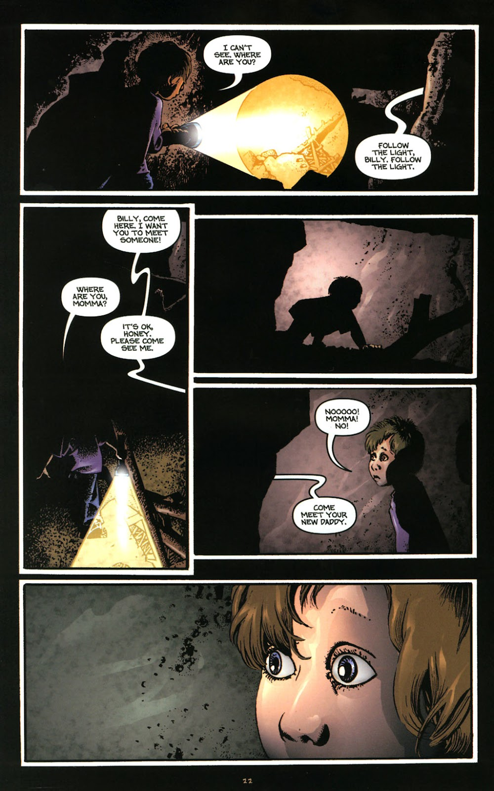 Bigfoot issue 1 - Page 23