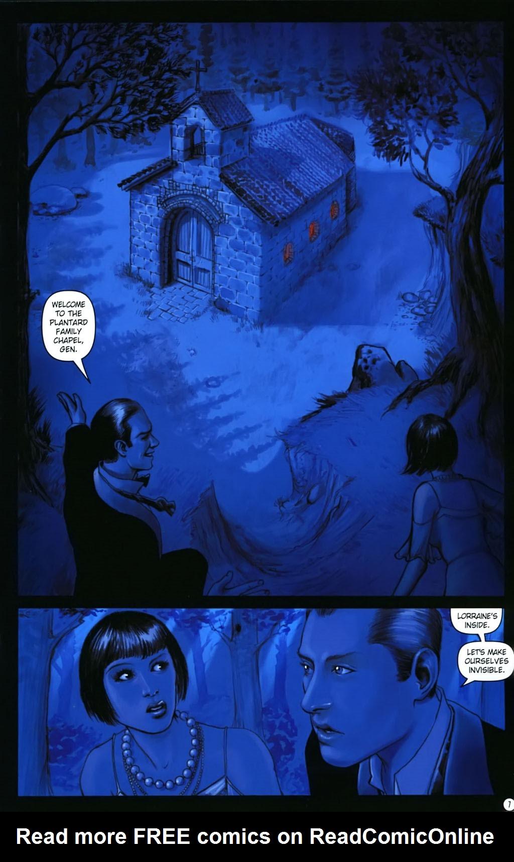 Read online Rex Mundi comic -  Issue #17 - 11