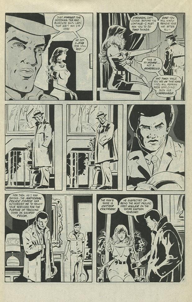 Scimidar (1988) issue 1 - Page 9