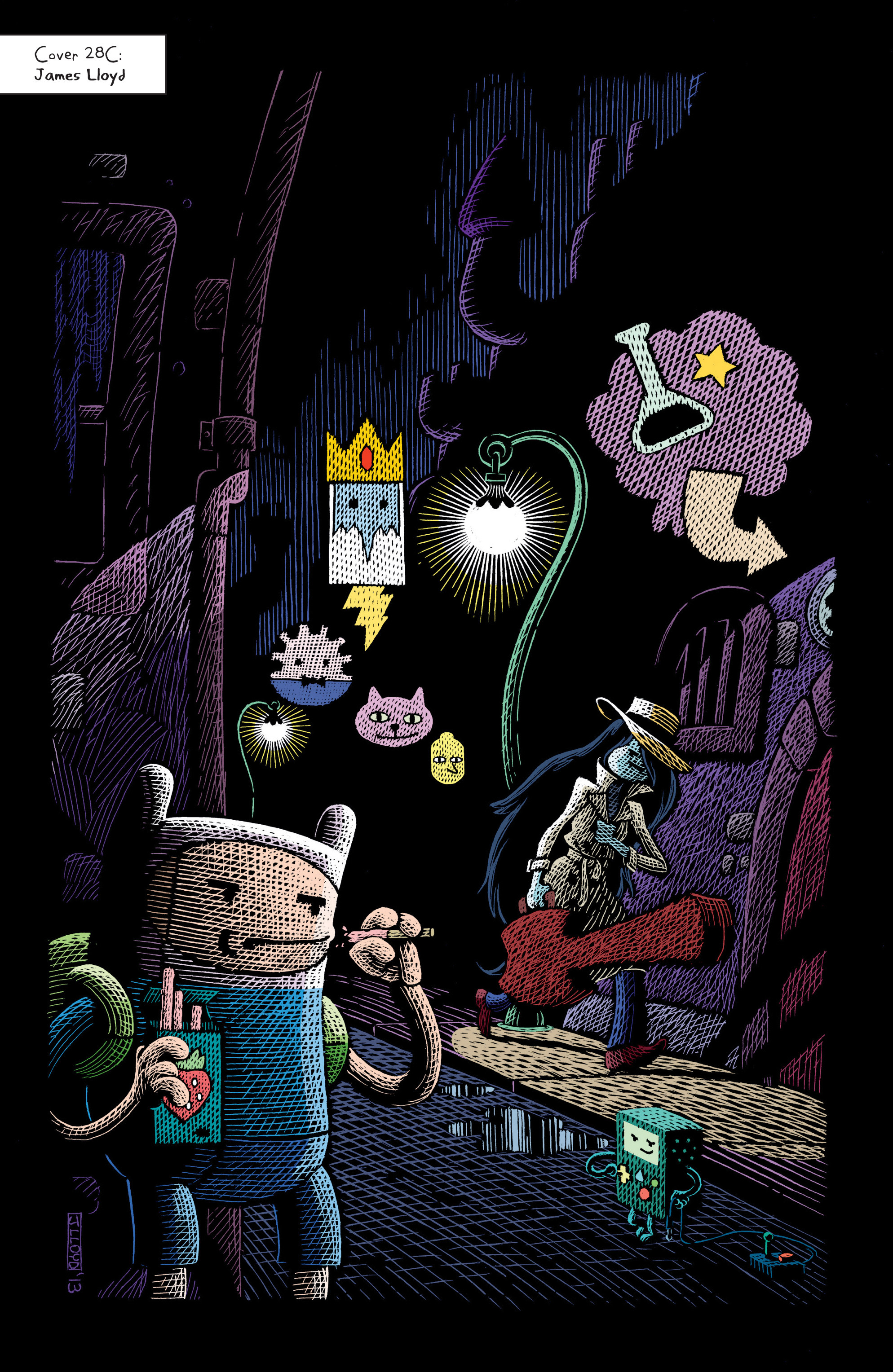 Read online Adventure Time comic -  Issue #Adventure Time _TPB 6 - 120