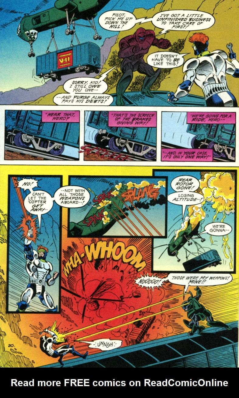 Read online Gunfire comic -  Issue #3 - 24