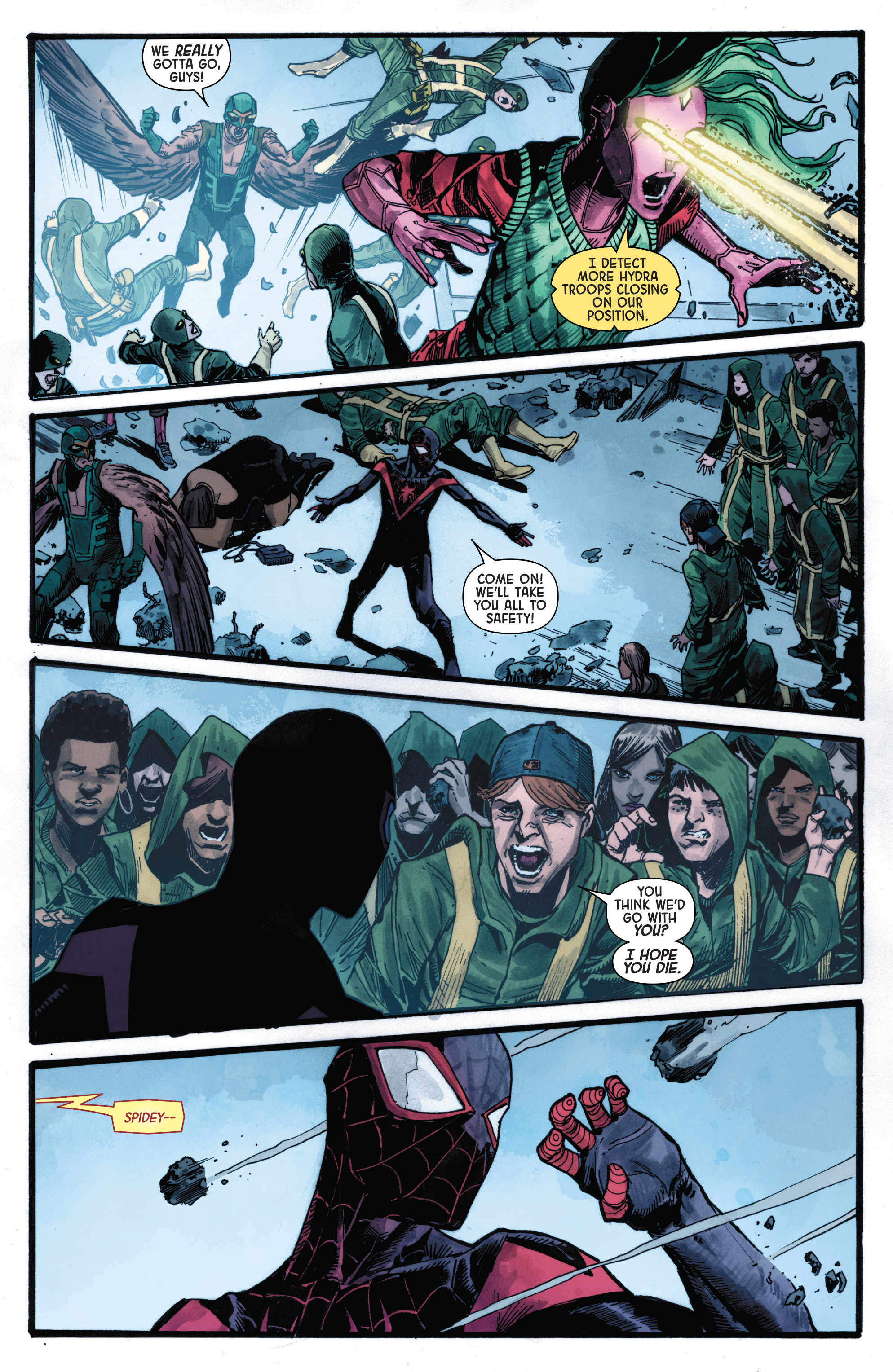 Read online Secret Empire: Uprising comic -  Issue # Full - 30