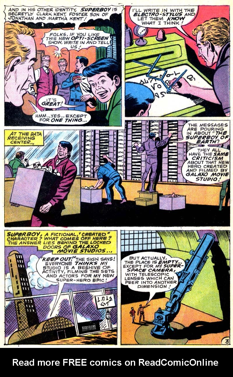 Superboy (1949) issue 145 - Page 4