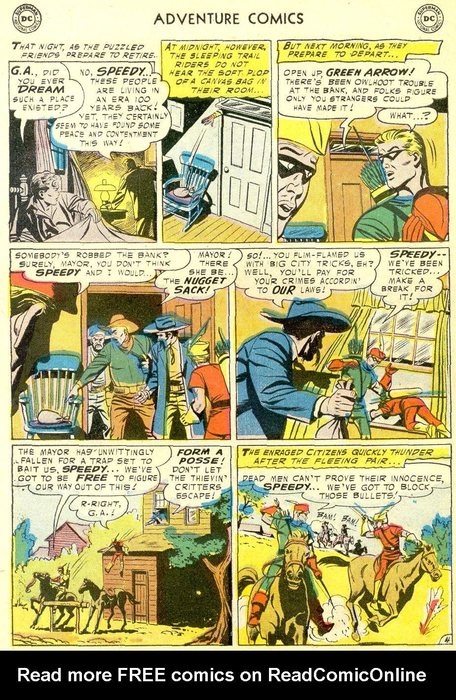 Read online Adventure Comics (1938) comic -  Issue #230 - 30