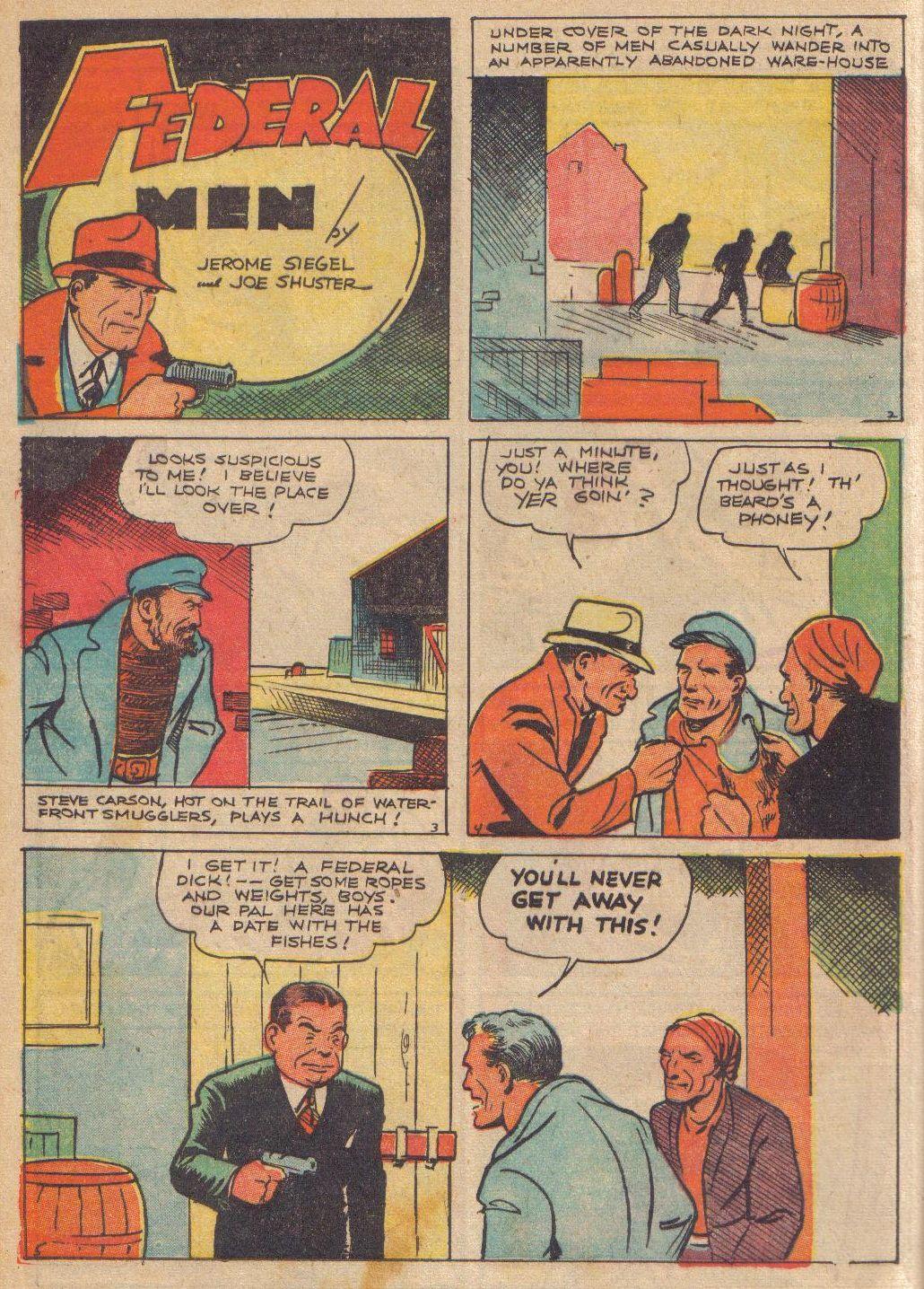 Read online Adventure Comics (1938) comic -  Issue #24 - 14