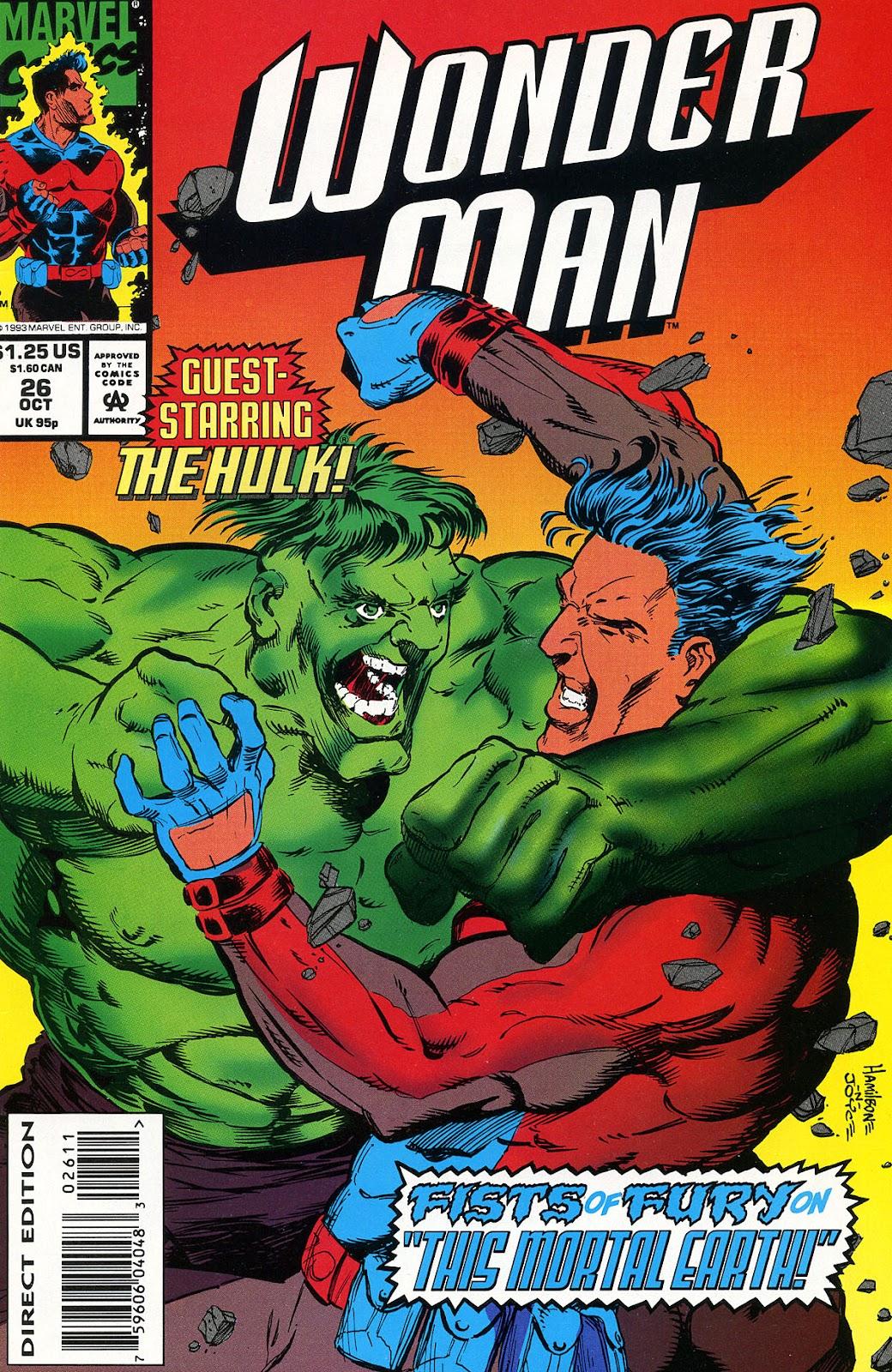 Wonder Man (1991) 26 Page 1