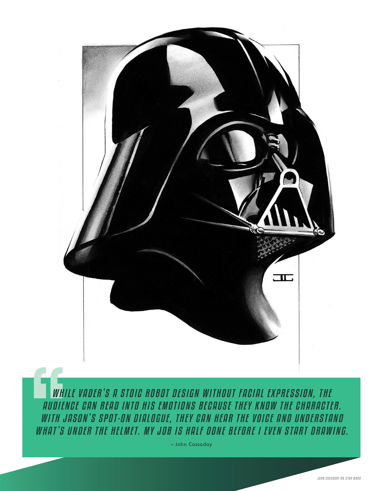 Read online The Marvel Art of Star Wars comic -  Issue # TPB (Part 1) - 22