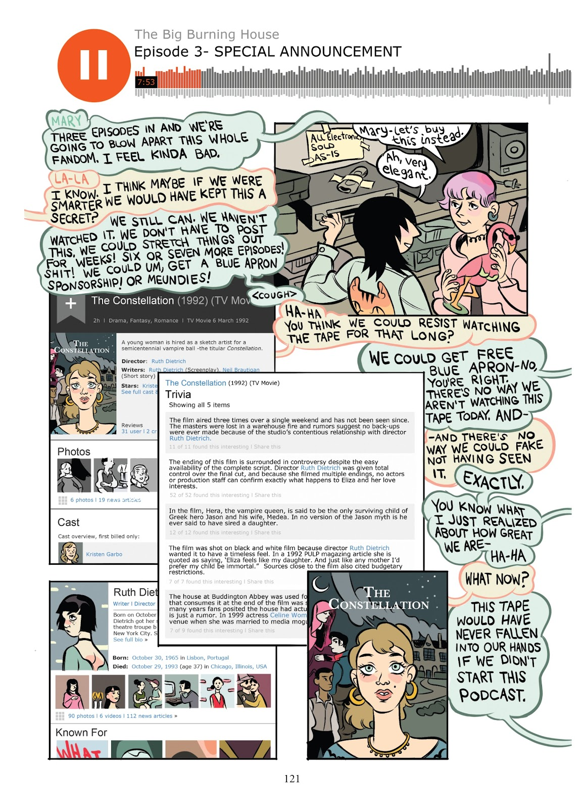 Read online Girl Town comic -  Issue # TPB (Part 2) - 20